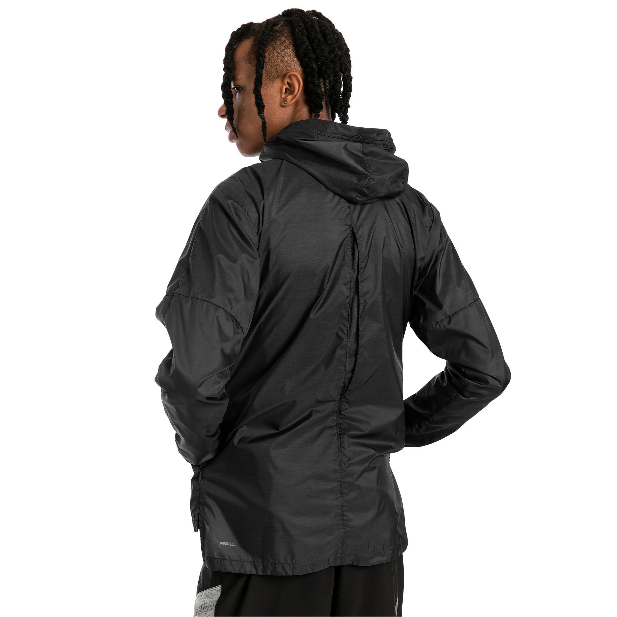 Thumbnail 2 of LastLap Herren Training Jacke, Asphalt Heather, medium