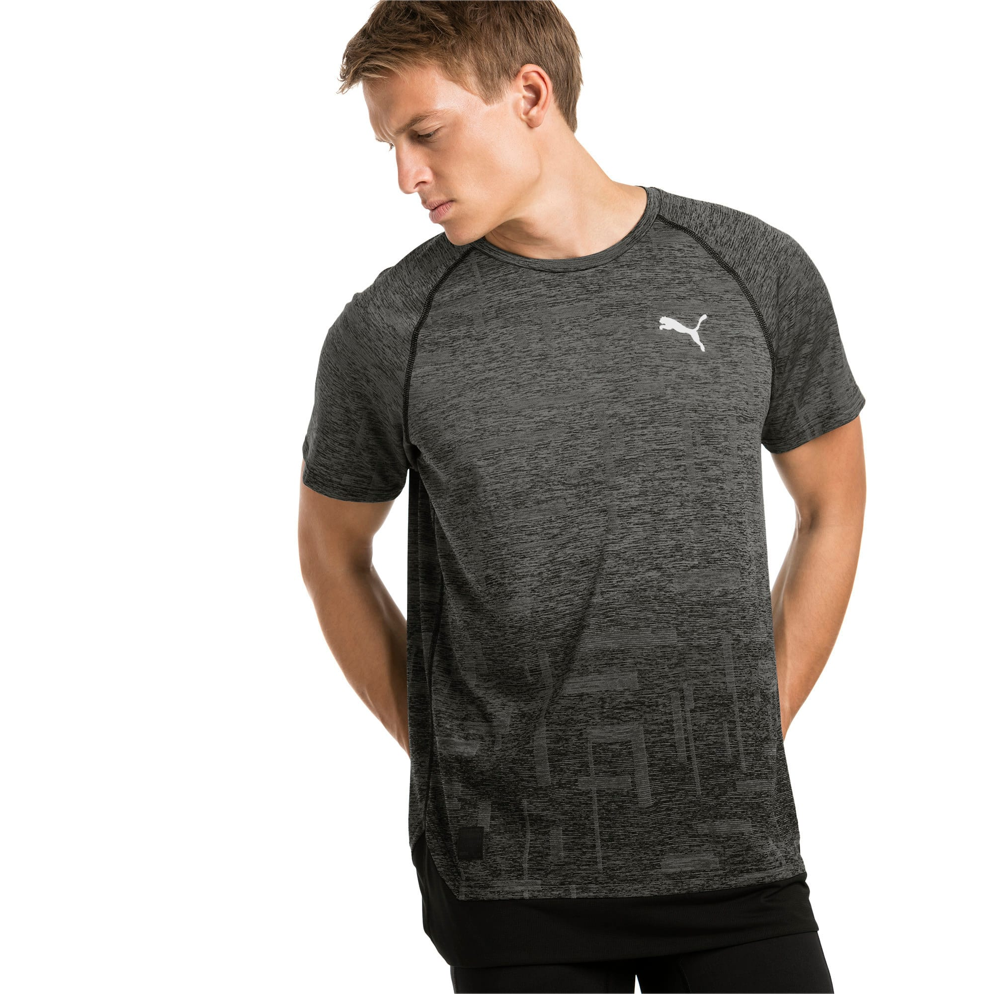 Thumbnail 1 of T-Shirt Energy Tech Training pour homme, Puma Black, medium