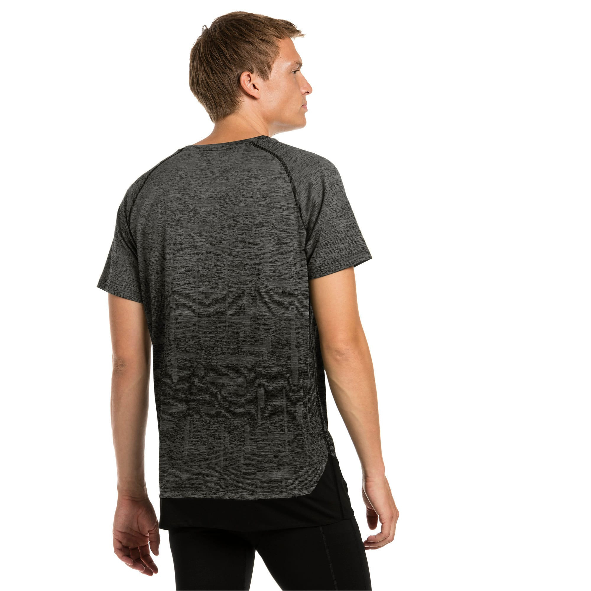 Thumbnail 2 of T-Shirt Energy Tech Training pour homme, Puma Black, medium