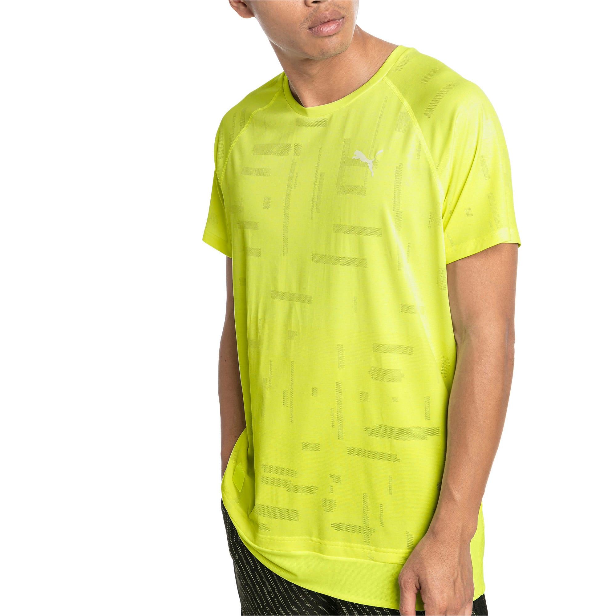 Thumbnail 1 of T-Shirt Energy Tech Training pour homme, Fizzy Yellow, medium