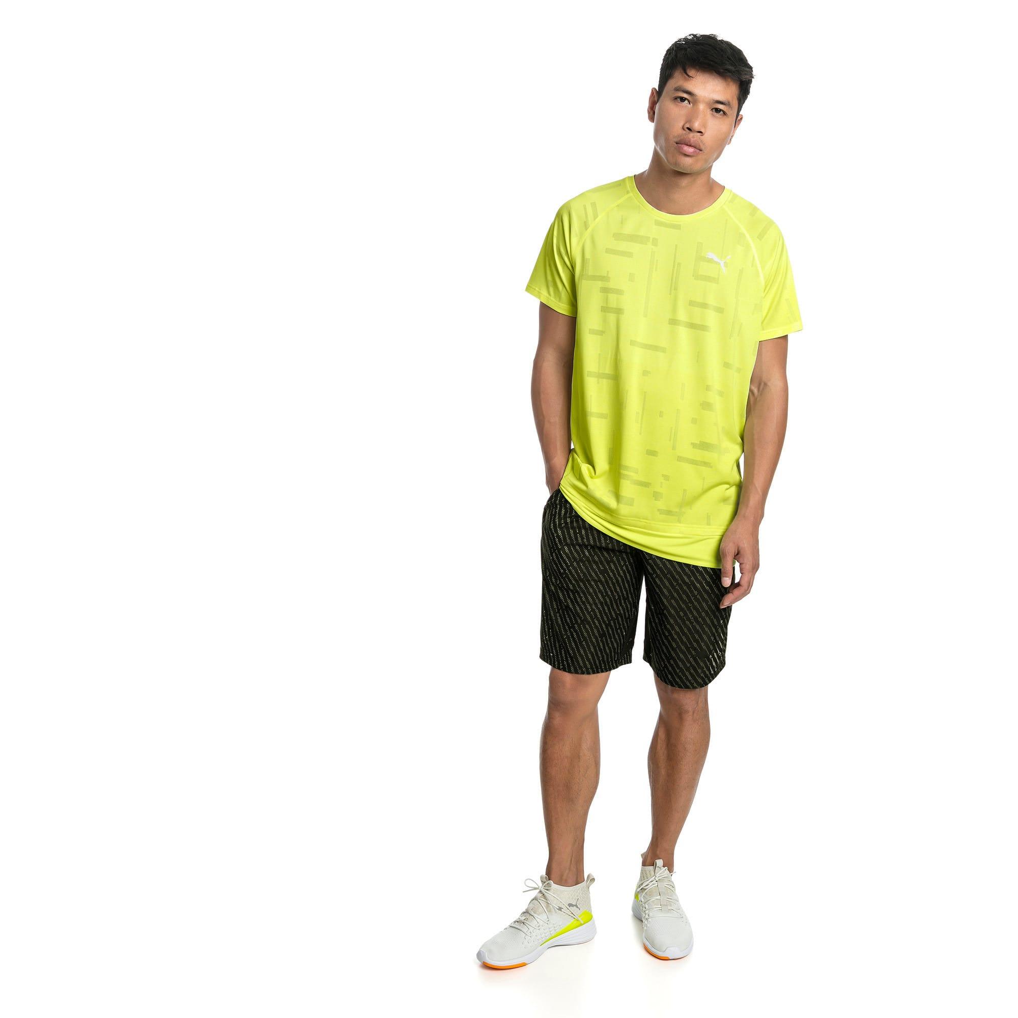 Thumbnail 3 of T-Shirt Energy Tech Training pour homme, Fizzy Yellow, medium