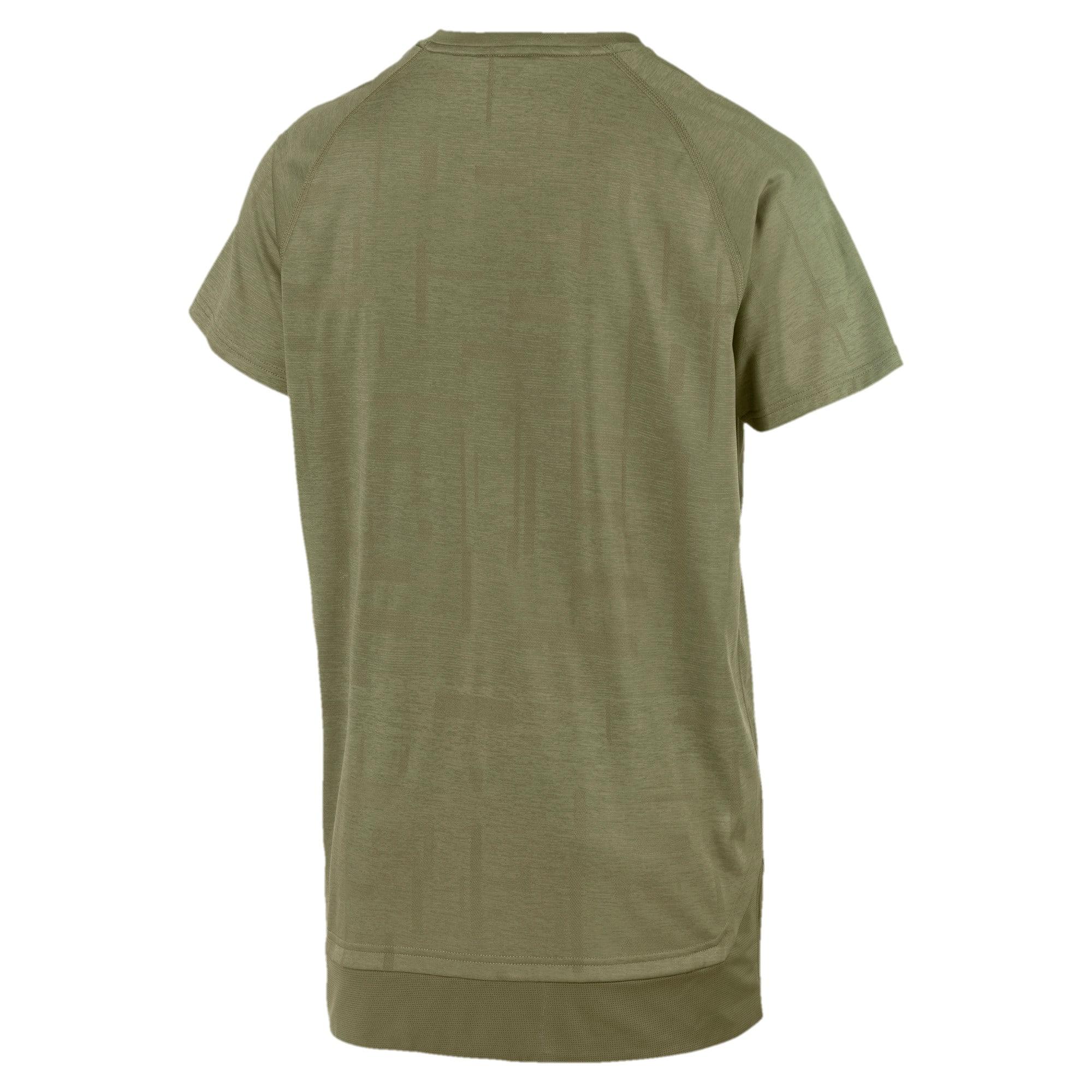 Thumbnail 6 of Energy Tech Herren Training T-Shirt, Olivine, medium