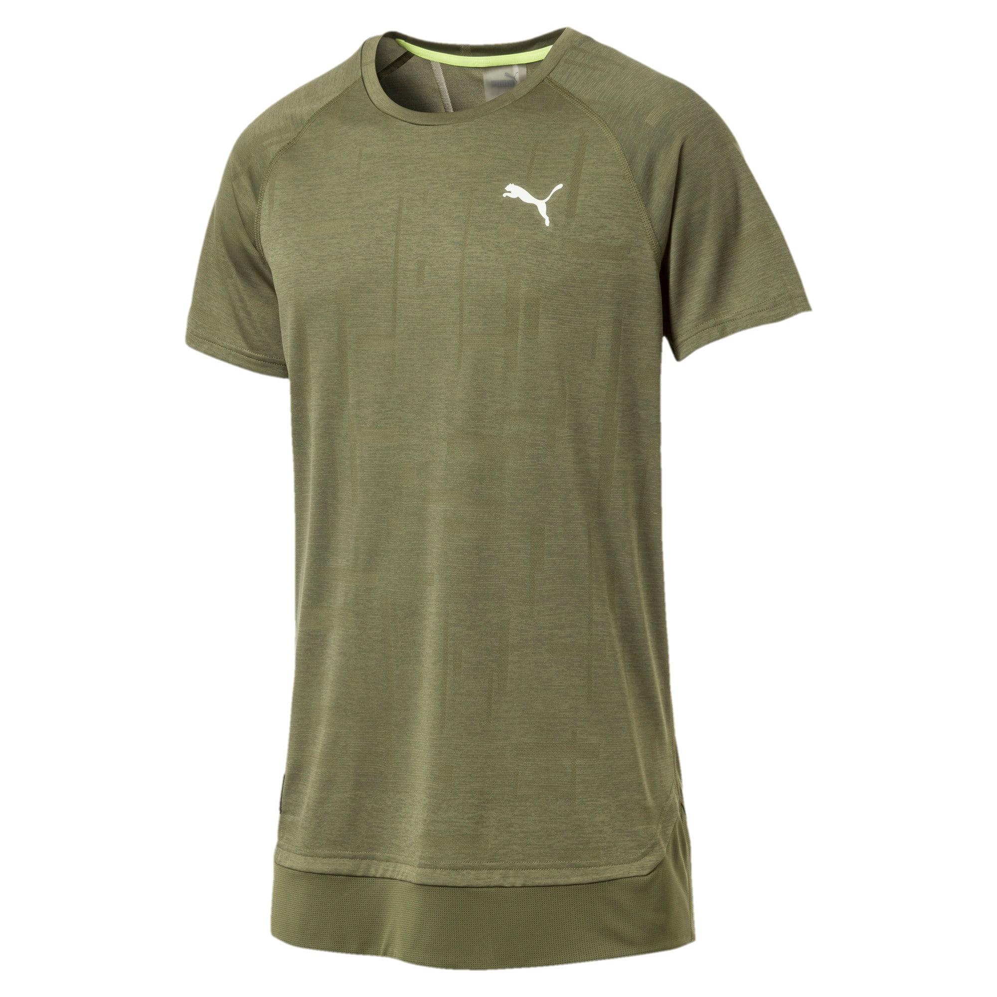 Thumbnail 5 of Energy Tech Herren Training T-Shirt, Olivine, medium