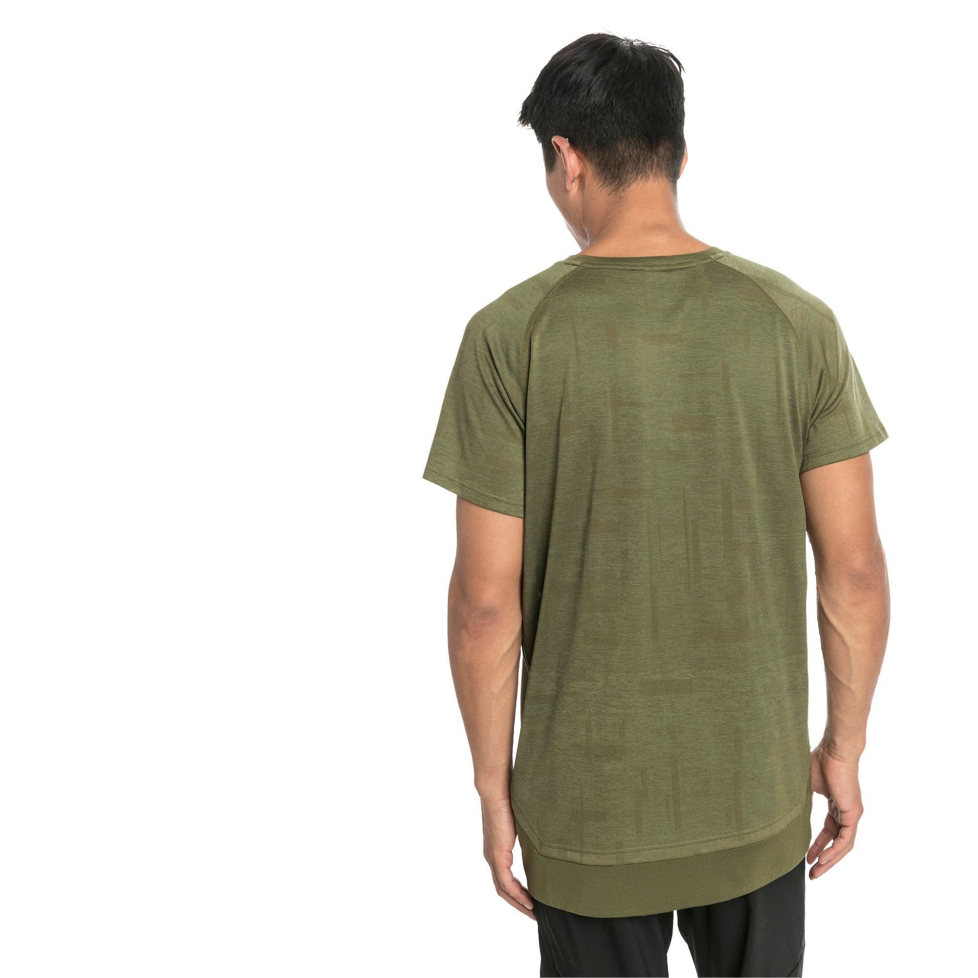 Thumbnail 2 of Energy Tech Herren Training T-Shirt, Olivine, medium