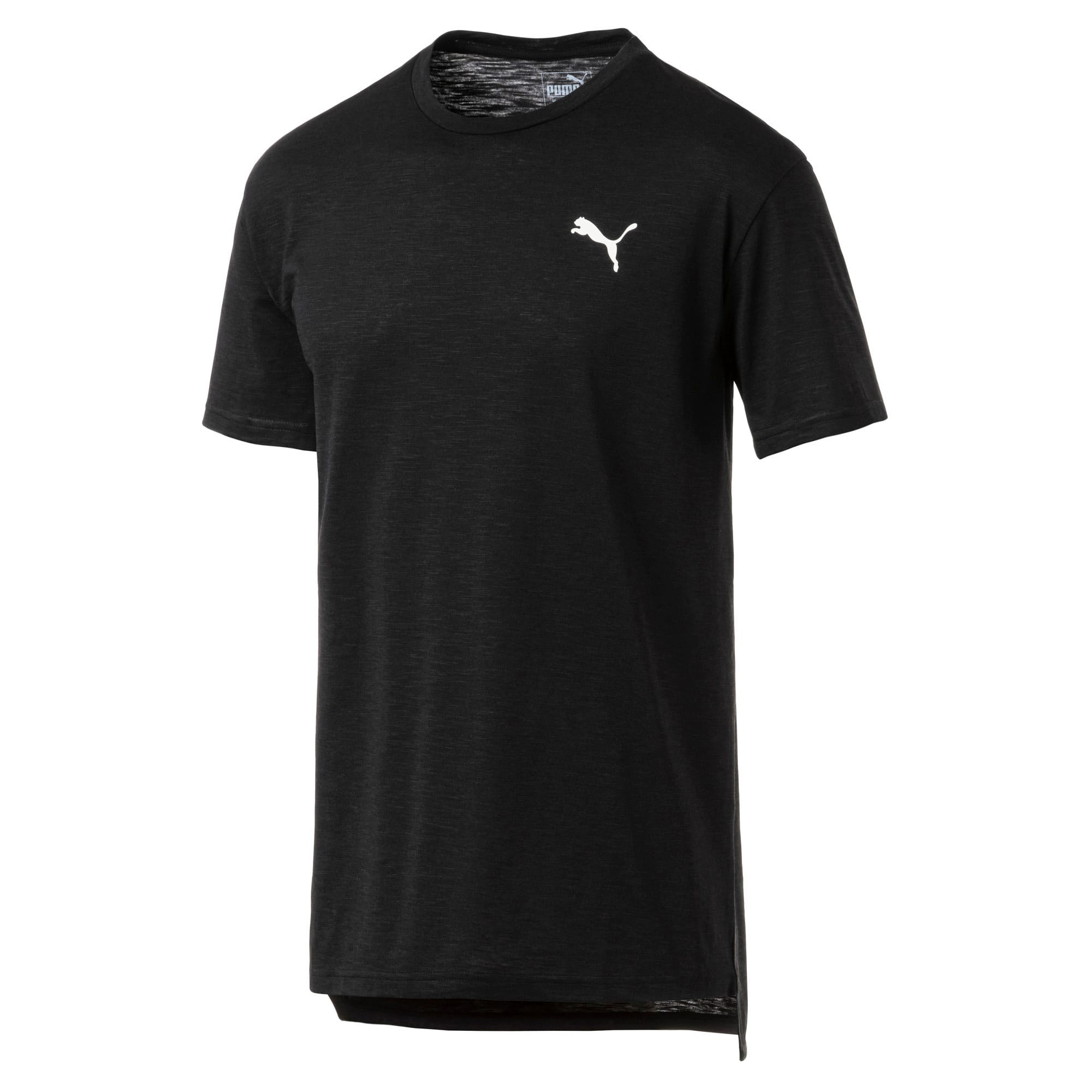 Thumbnail 4 of Energy Herren Training T-Shirt, Puma Black Heather, medium