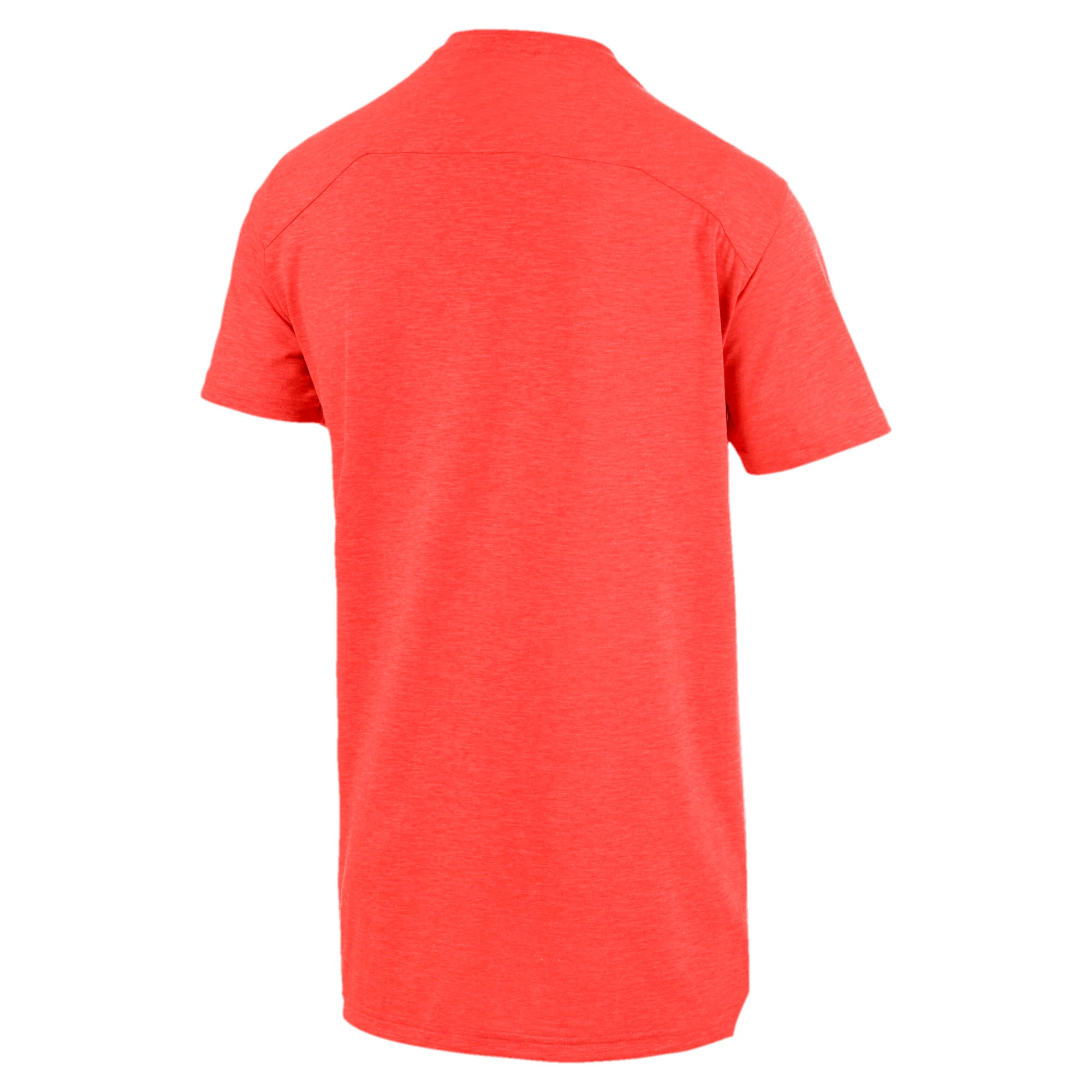 Thumbnail 5 of Energy Short Sleeve Men's Training Tee, Nrgy Red Heather, medium