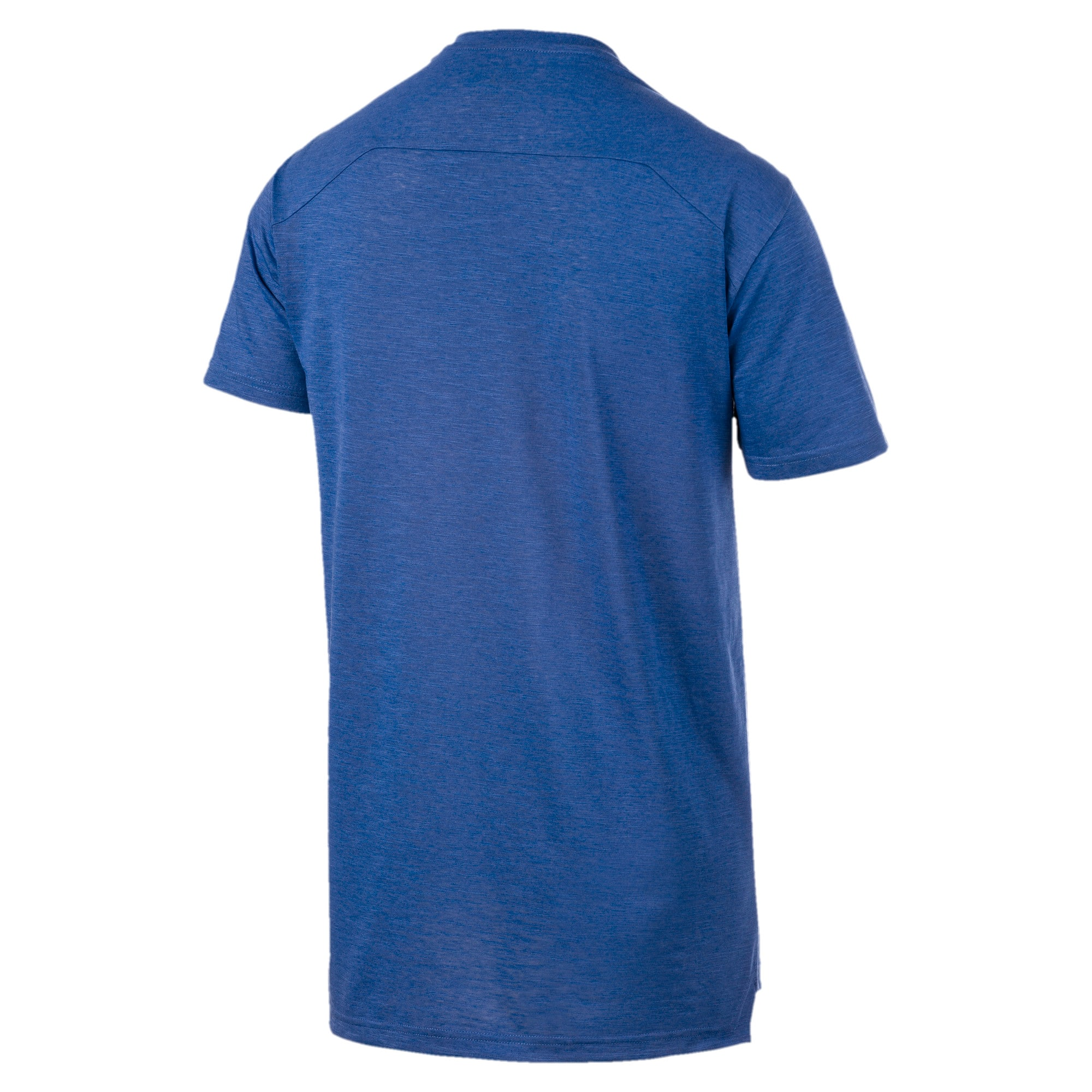 Thumbnail 5 of Energy Herren Training T-Shirt, Galaxy Blue Heather, medium