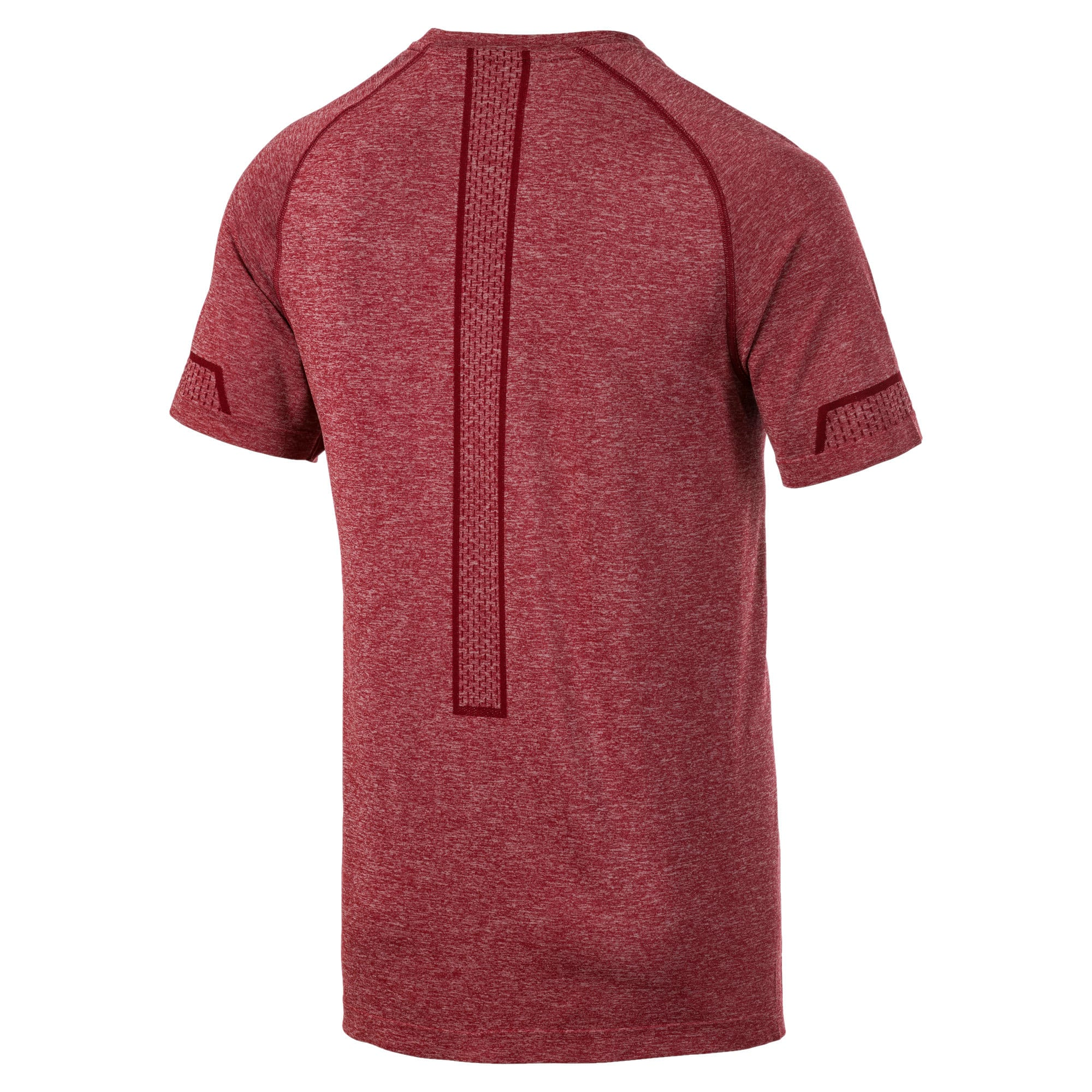 Thumbnail 5 of T-Shirt Energy Seamless Training pour homme, Rhubarb Heather, medium