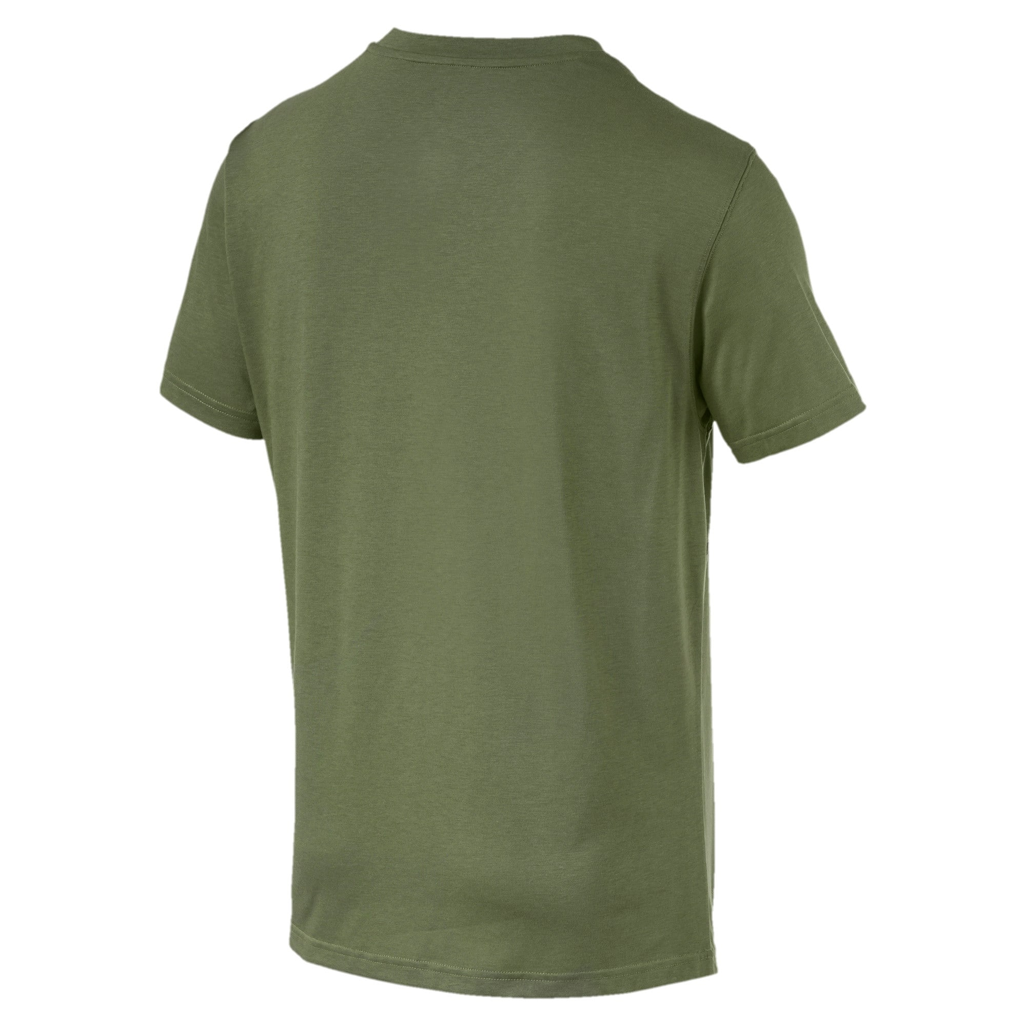 Thumbnail 2 of Energy Triblend Herren T-Shirt, Olivine, medium
