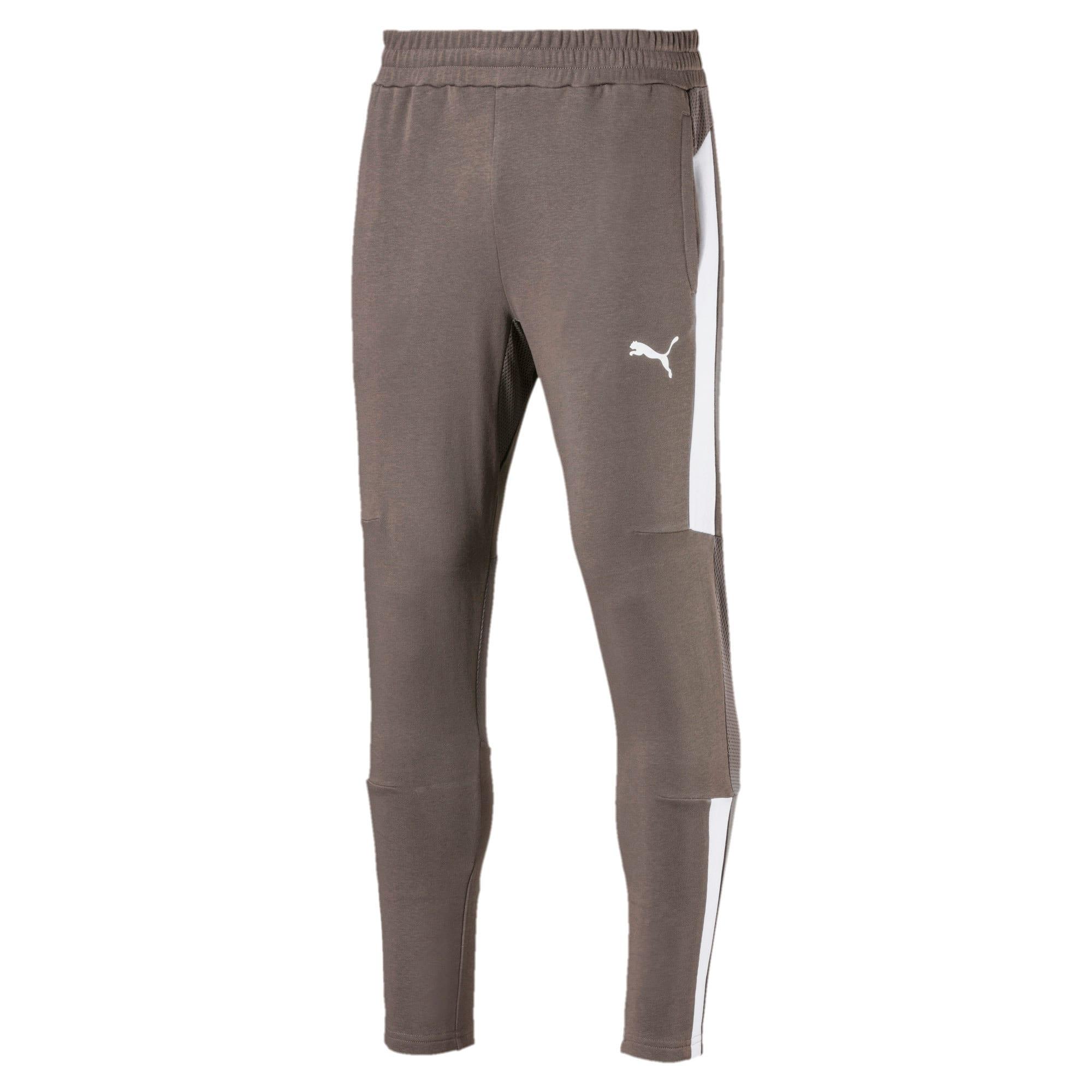 Thumbnail 1 of Energy Sweat Blaster Men's Pants, Charcoal Gray-Puma White, medium