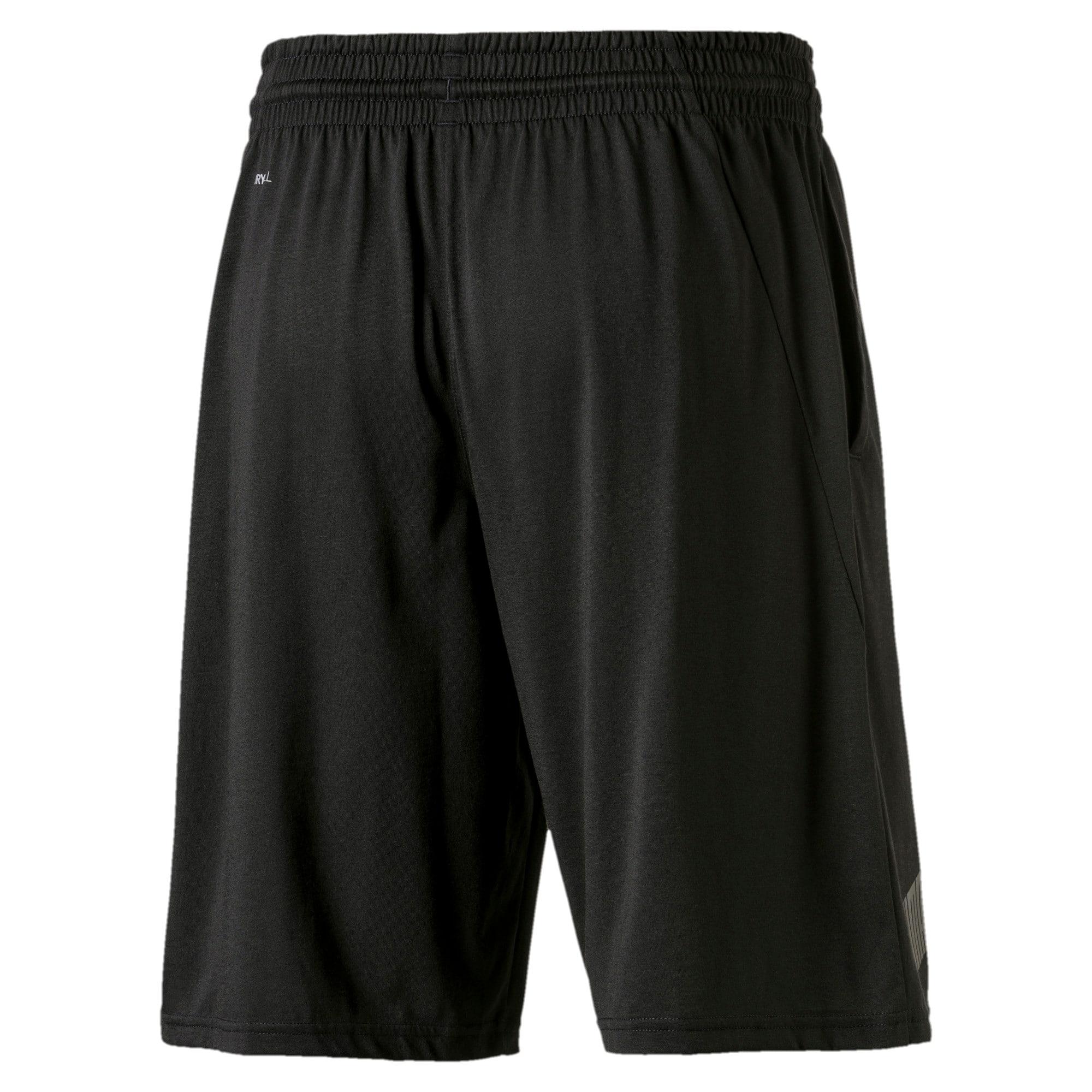 Thumbnail 5 of A.C.E. Knitted Men's Shorts, Puma Black, medium