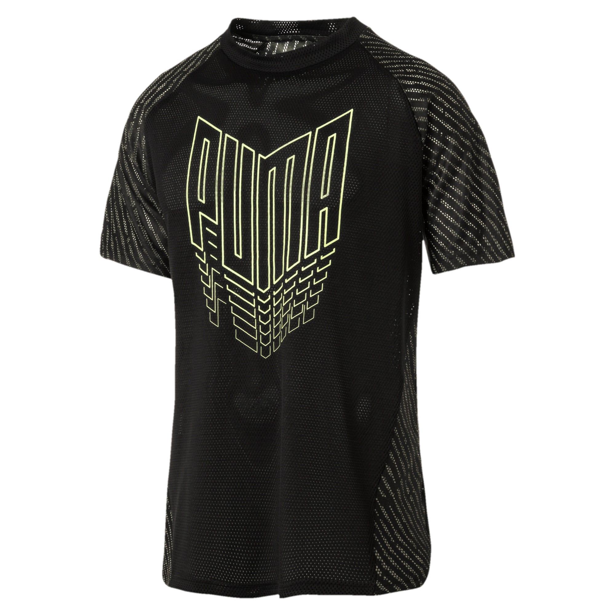 Thumbnail 4 of VENT Herren Trainingsshirt, Puma Black, medium