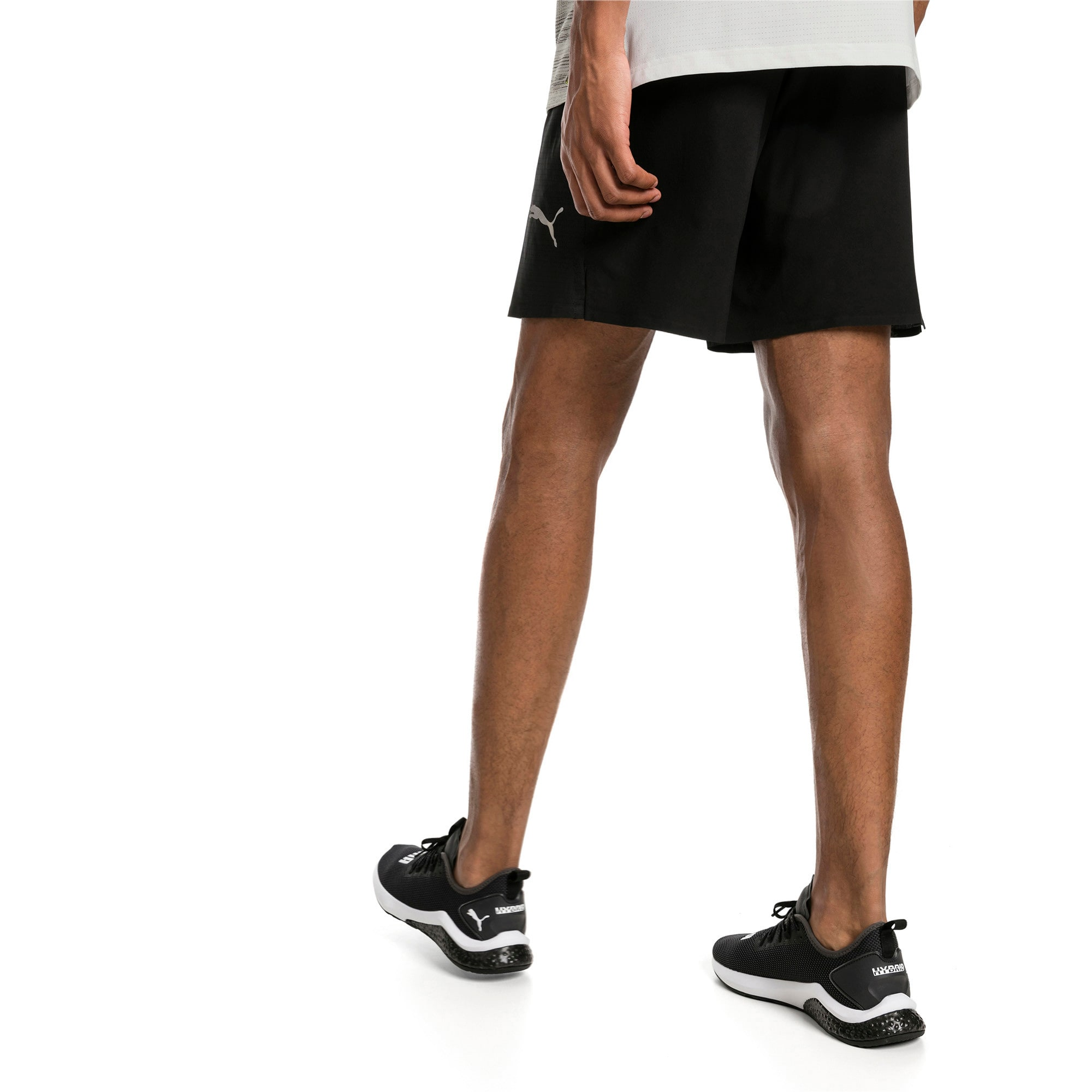 Thumbnail 2 of PACE Breeze Men's Shorts, Puma Black, medium