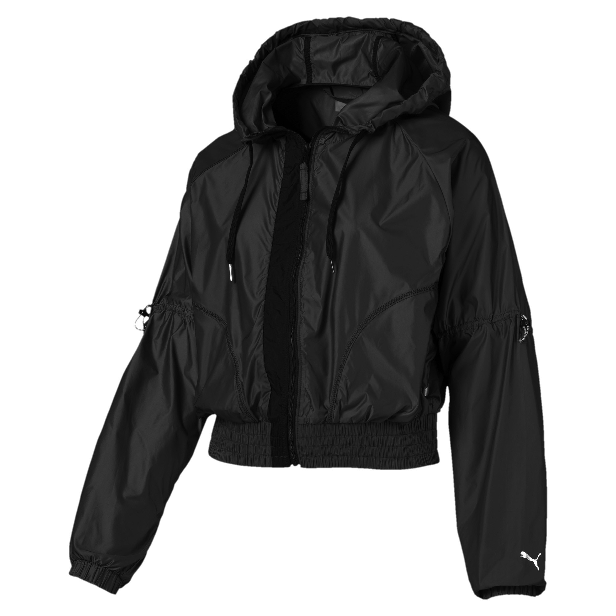 Thumbnail 4 of Cosmic Trailblazer Women's Jacket, Puma Black, medium