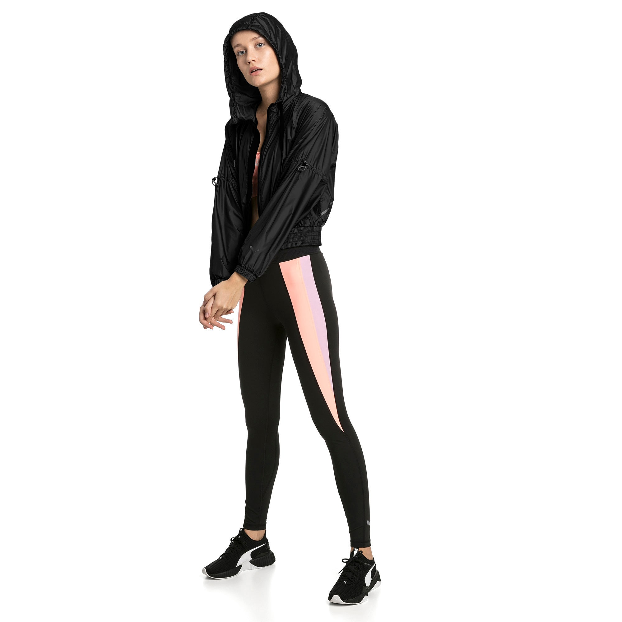 Thumbnail 3 of Cosmic Trailblazer Women's Jacket, Puma Black, medium