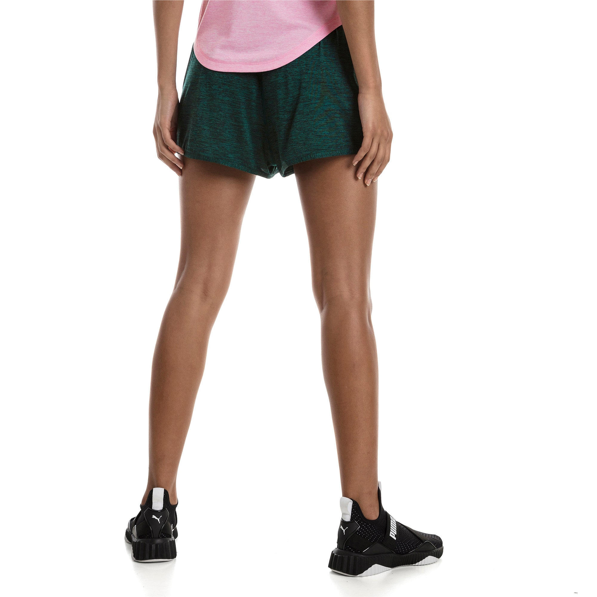 Puma Performance Own It 3` Shorts Ponderosa Pine Heather