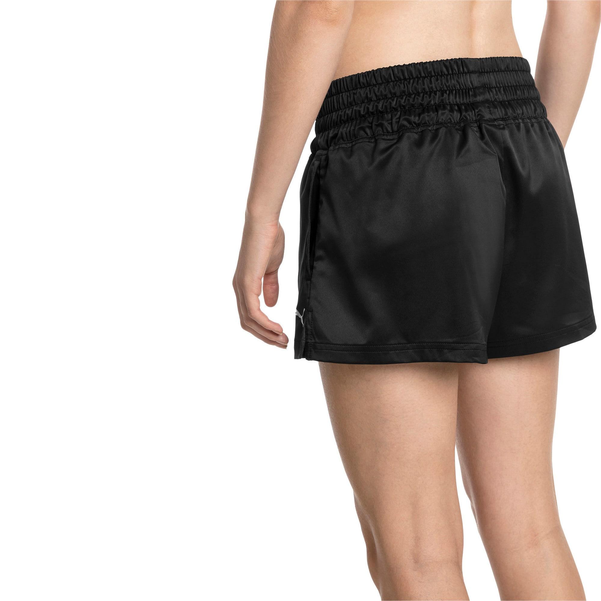 Thumbnail 2 of On the Brink Women's Shorts, Puma Black, medium