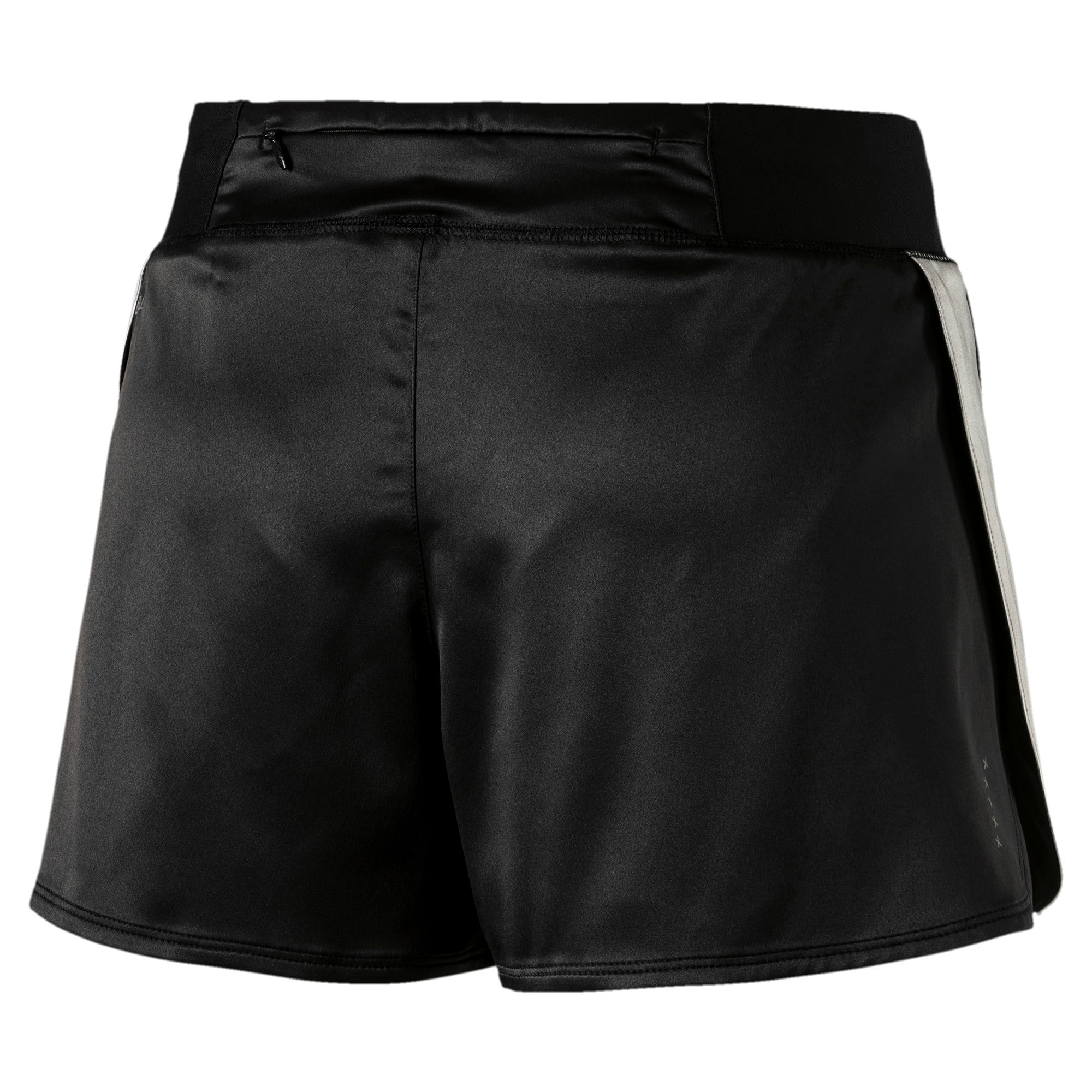 Thumbnail 7 of Blast Woven Women's Shorts, Puma Black, medium