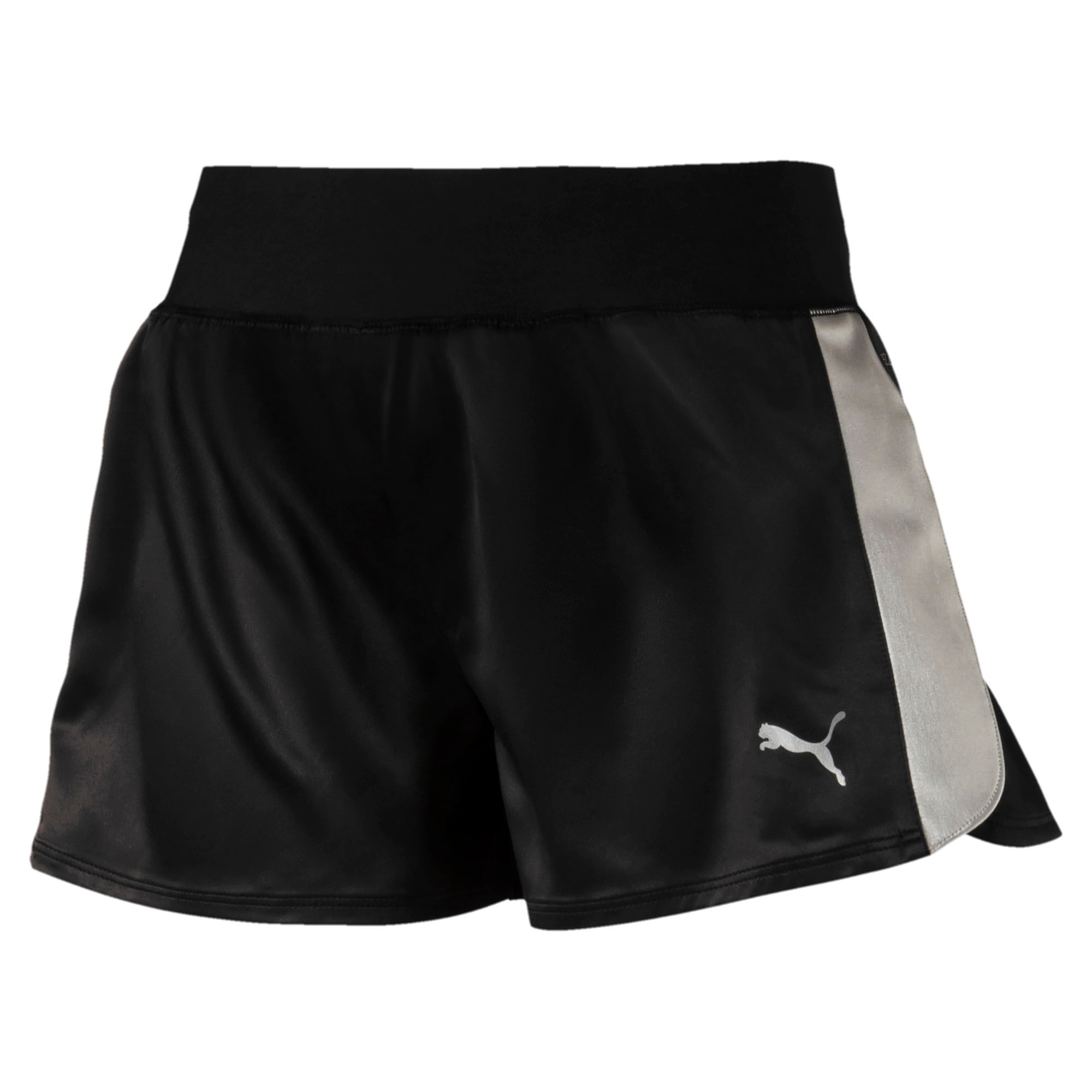 Thumbnail 5 of Blast Woven Women's Shorts, Puma Black, medium