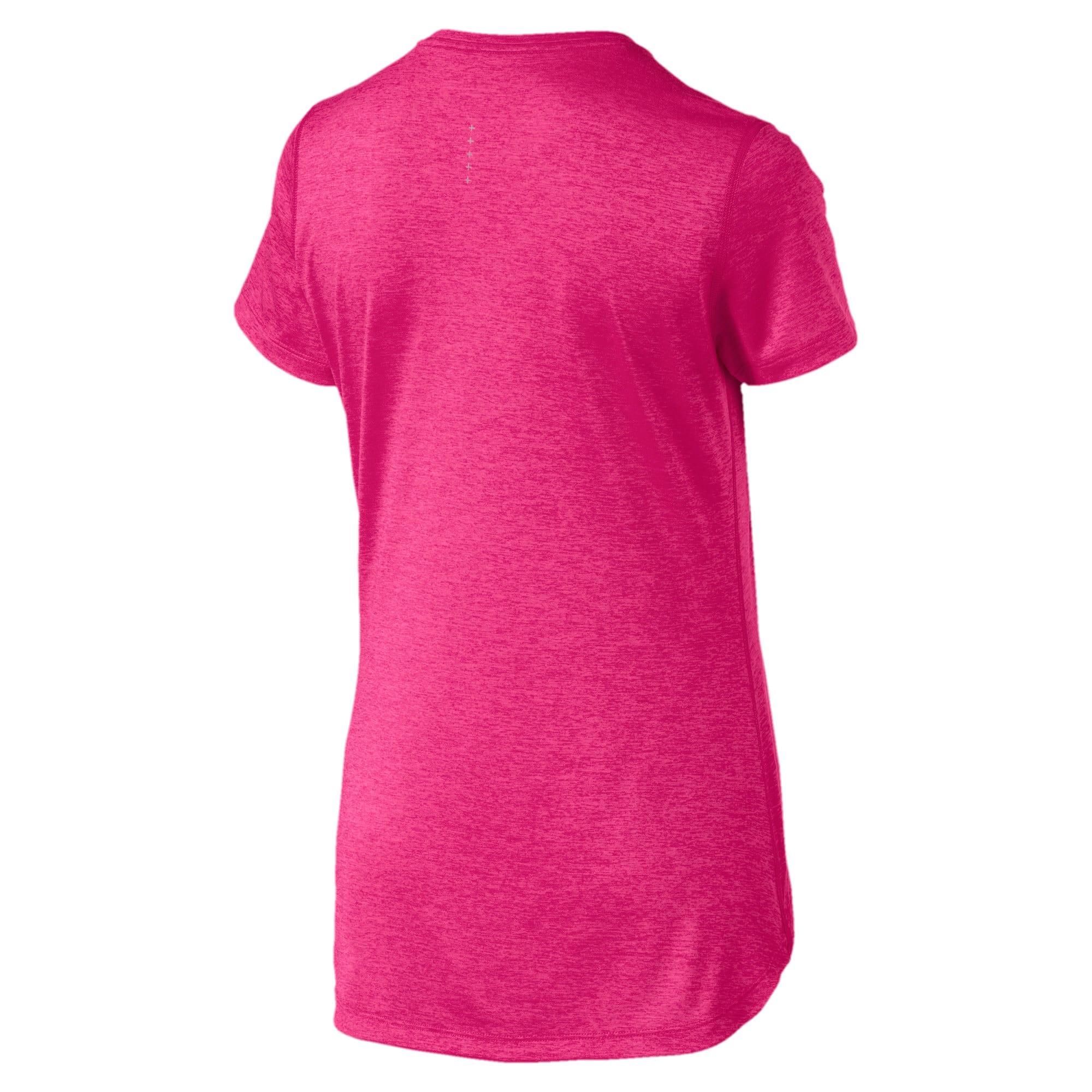 Thumbnail 5 of T-Shirt Epic Heather Running pour femme, Fuchsia Purple Heather, medium