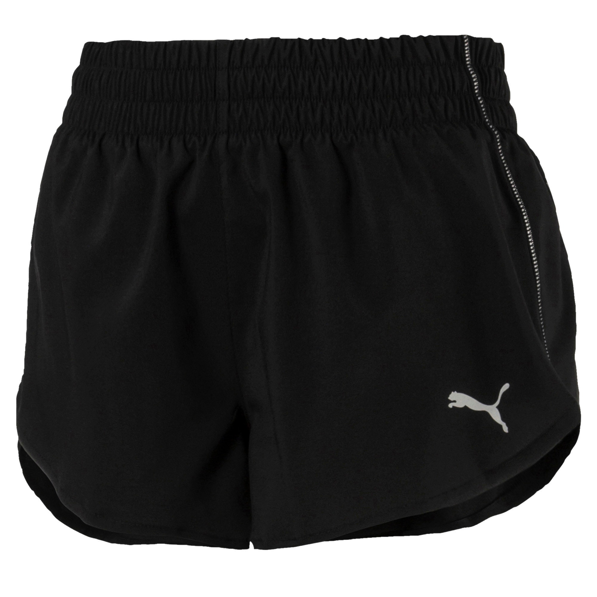 "Thumbnail 4 of Ignite 3"" Short, Puma Black, medium"