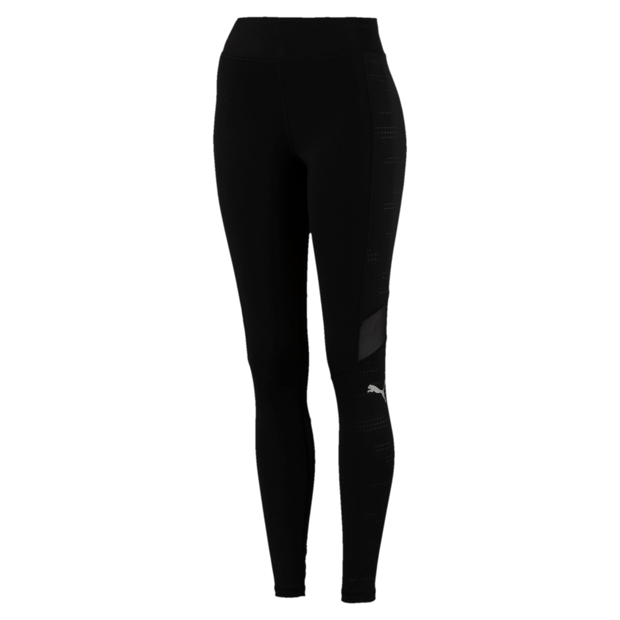 Thumbnail 4 of IGNITE Graphic Damen Laufhose, Puma Black, medium