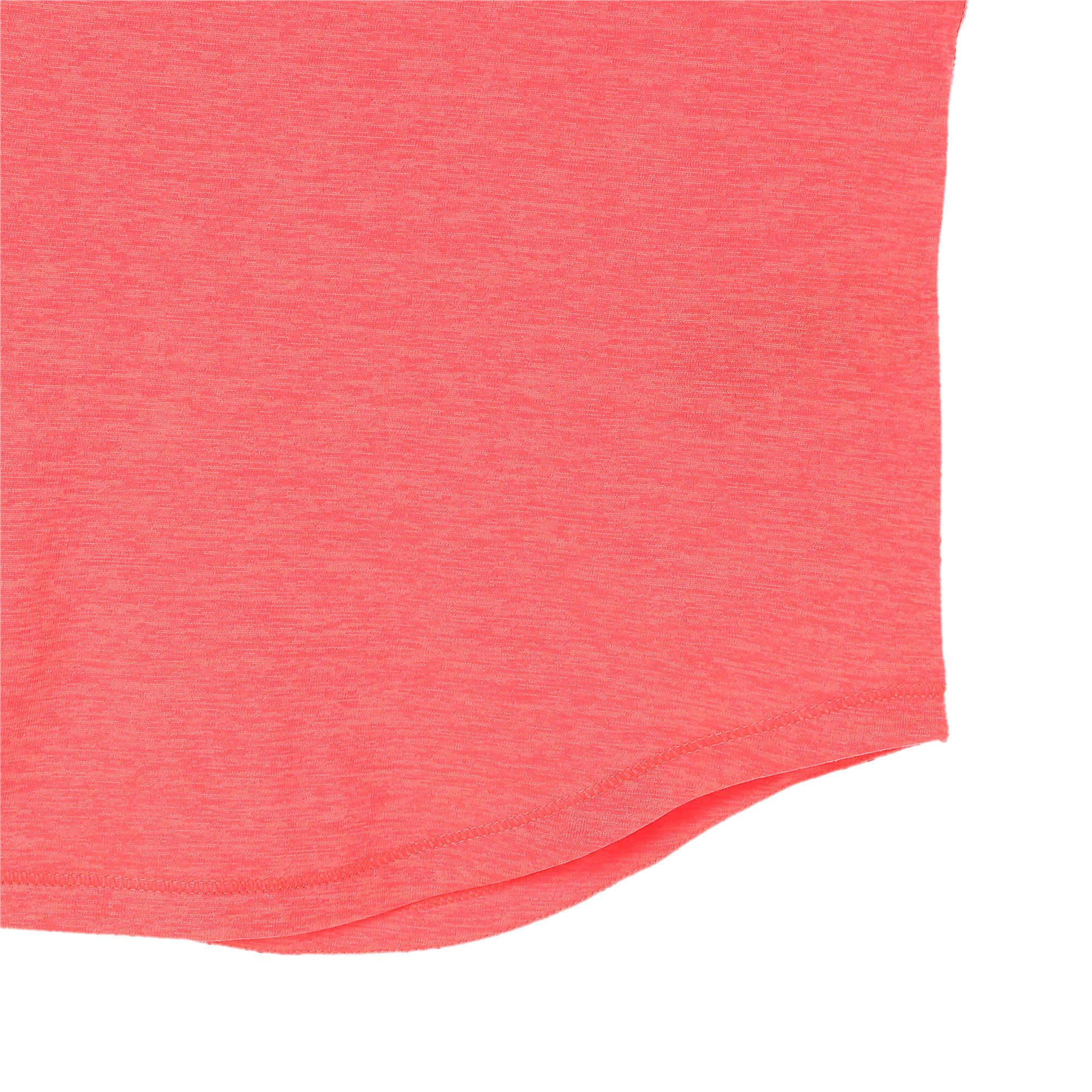 Thumbnail 9 of ヘザー キャット ウィメンズ ランニング Tシャツ 半袖, Pink Alert, medium-JPN