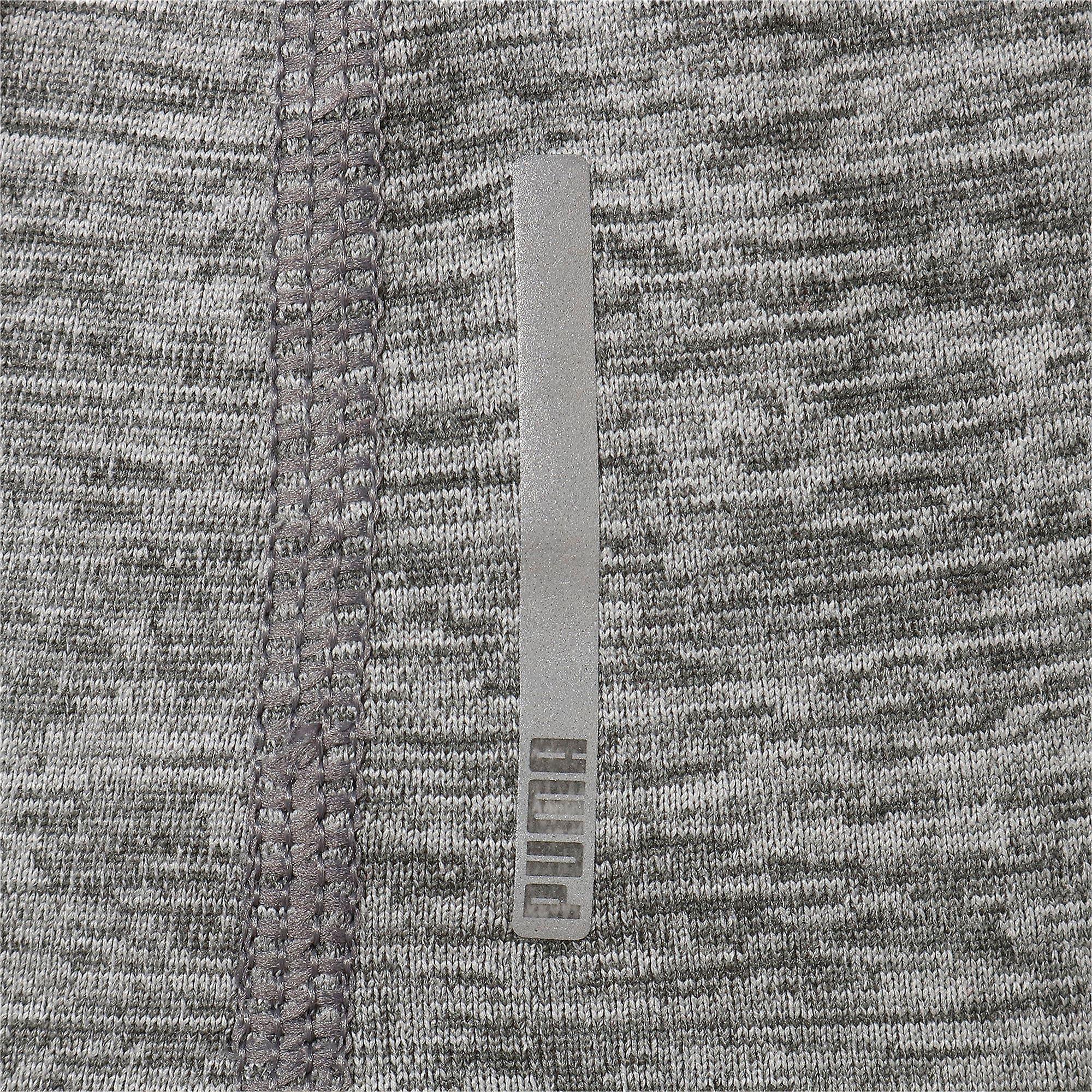 Thumbnail 9 of ヘザー キャット ウィメンズ ランニング Tシャツ 半袖, Medium Gray Heather, medium-JPN