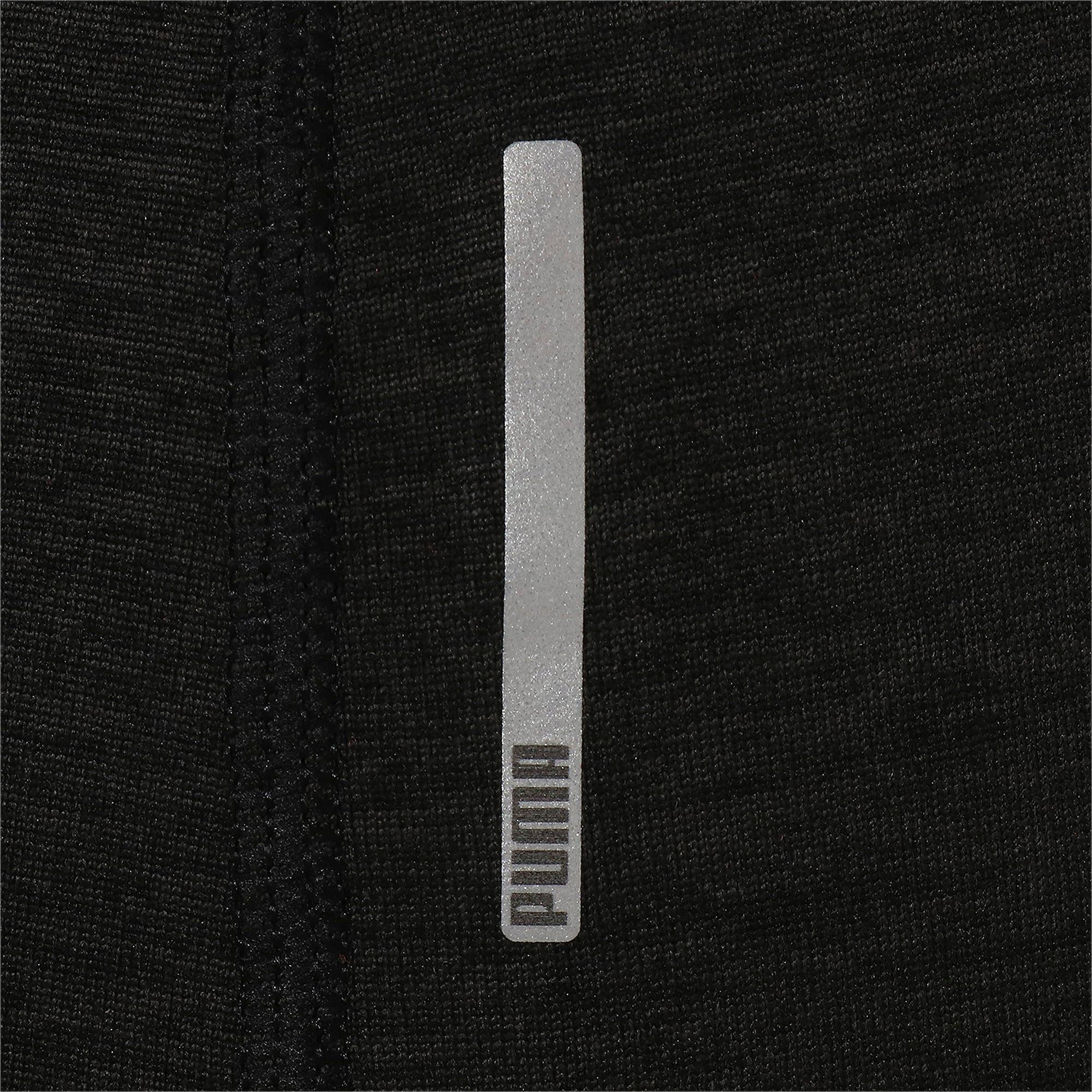 Thumbnail 10 of ヘザー キャット ウィメンズ ランニング Tシャツ 半袖, Puma Black, medium-JPN