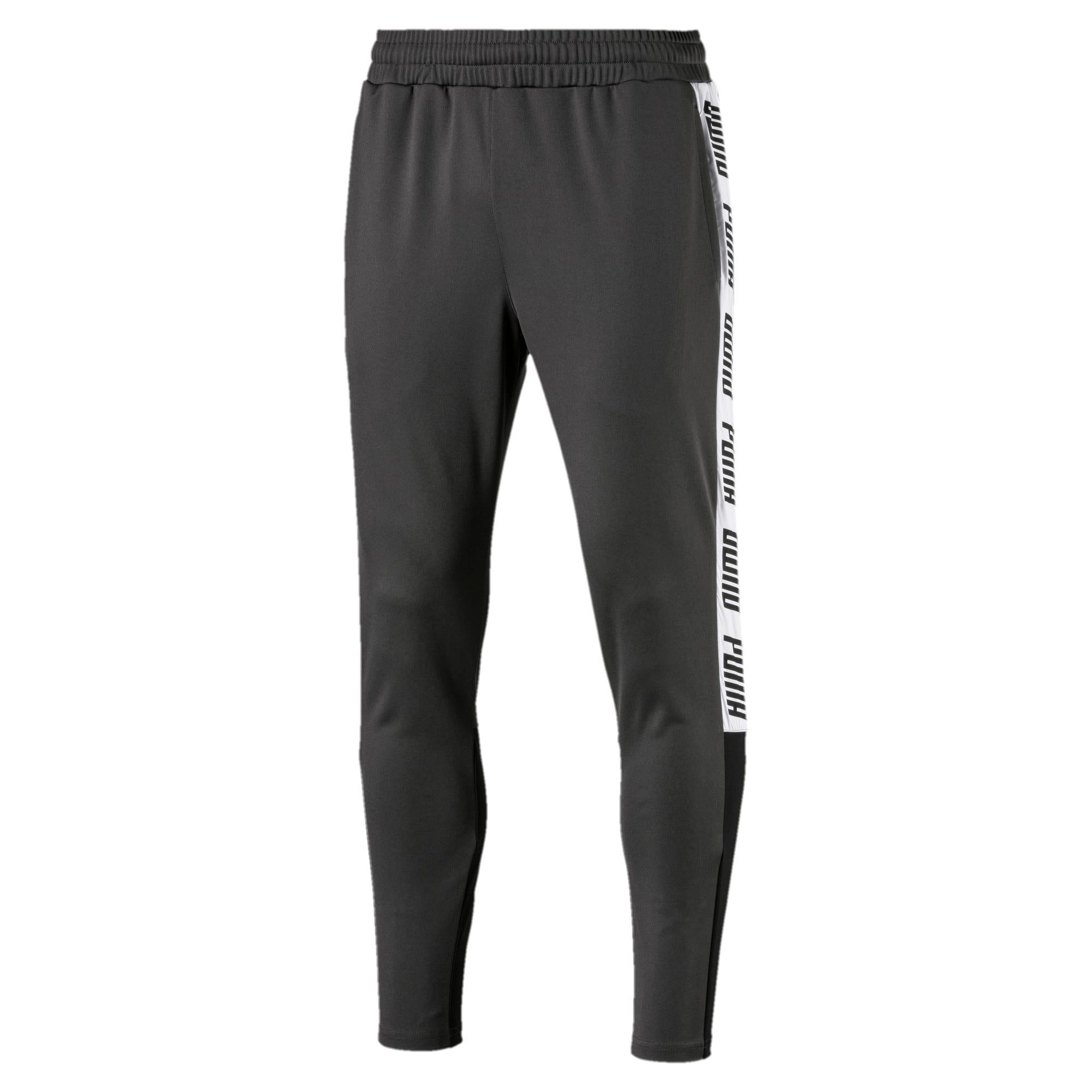 Miniatura 1 de Pantalones deportivosA.C.E. para hombre, Asphalt-Black-White, mediano