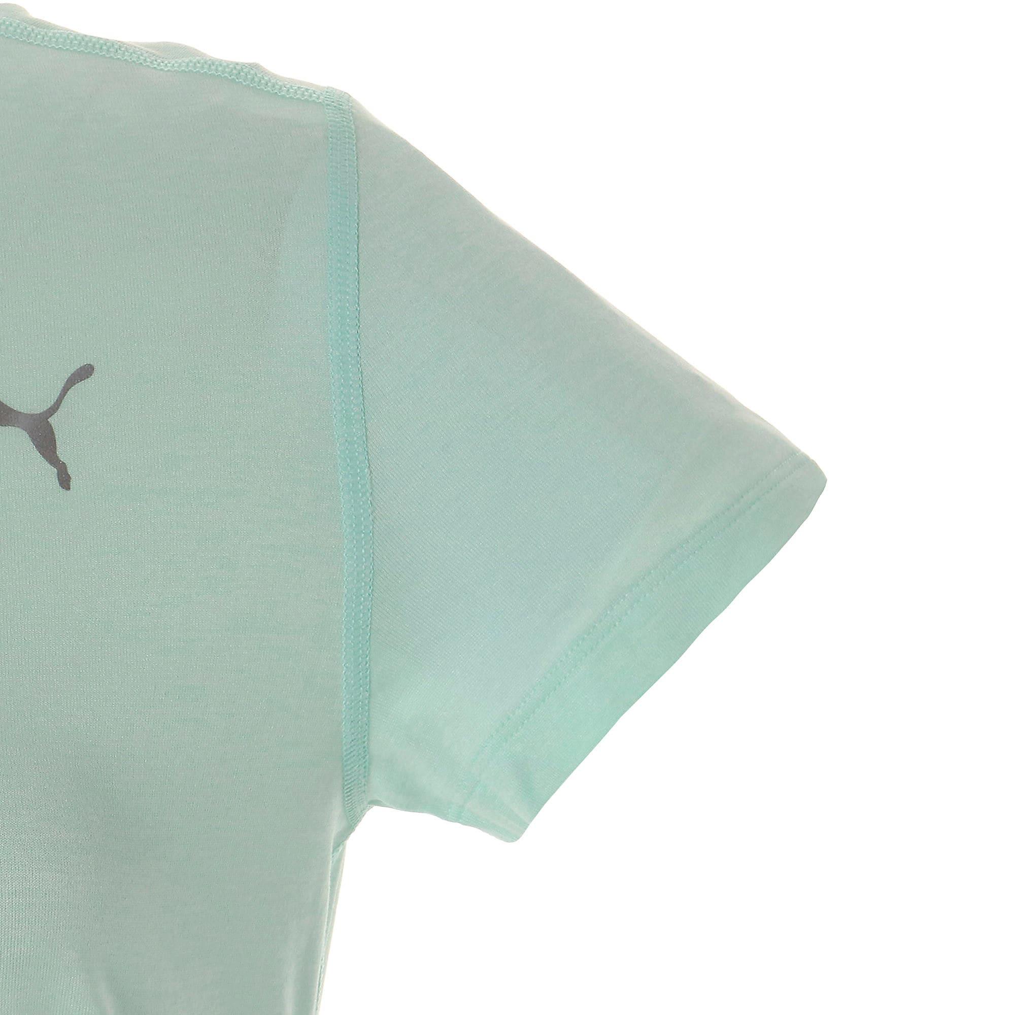 Thumbnail 4 of エピック ヘザー ウィメンズ SS Tシャツ 半袖, Fair Aqua Heather, medium-JPN