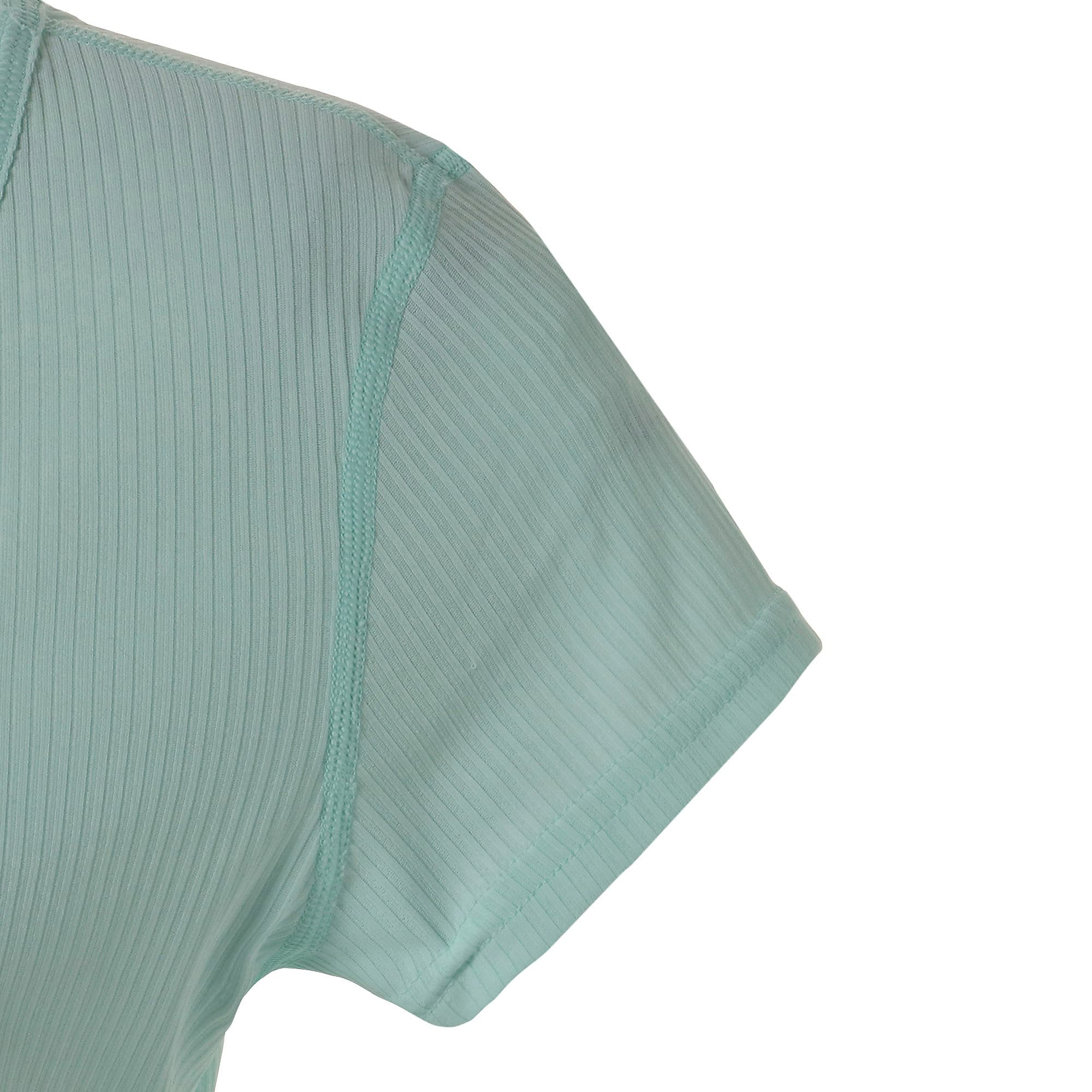 Thumbnail 7 of イグナイト SS ロゴ ウィメンズ Tシャツ 半袖, Fair Aqua, medium-JPN