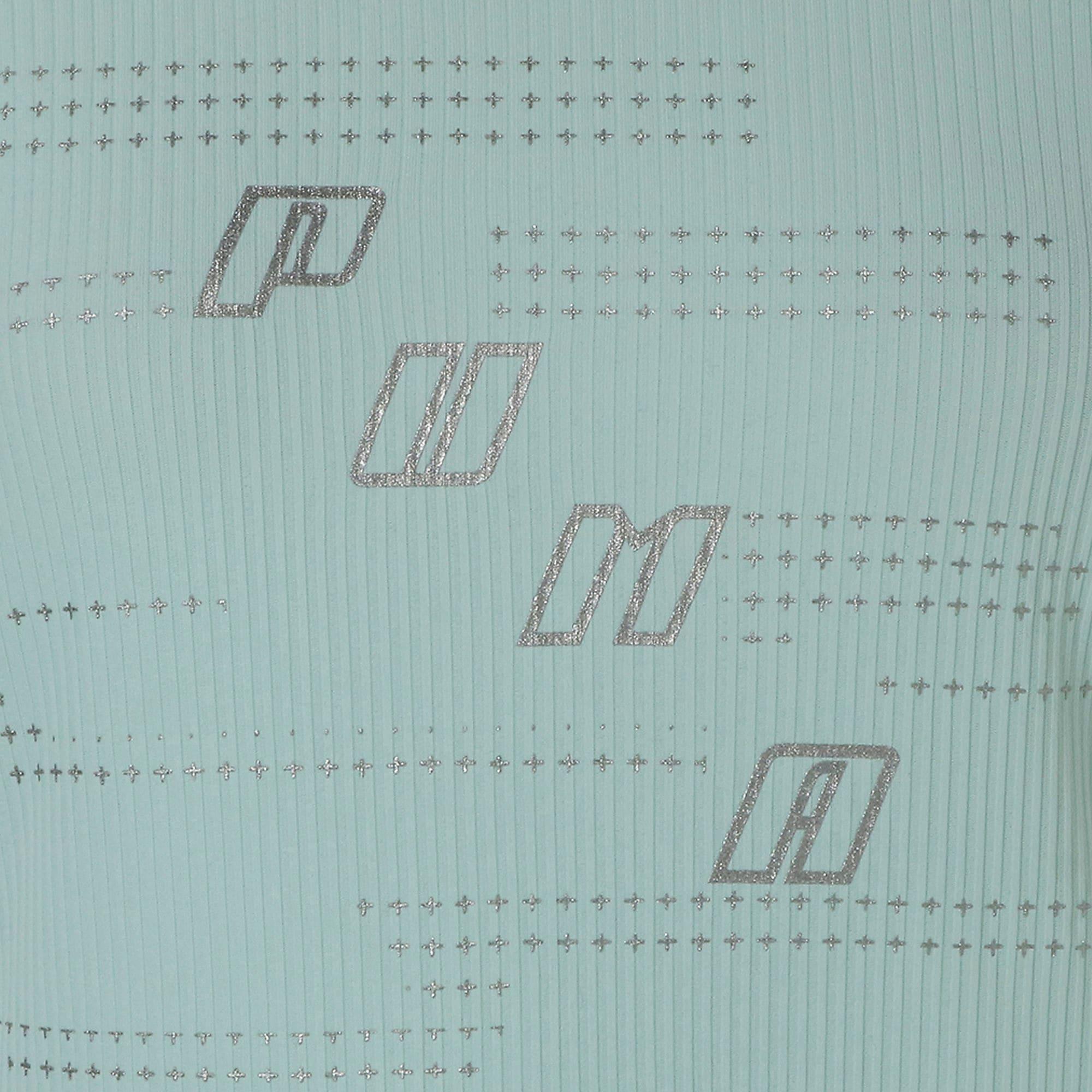 Thumbnail 9 of イグナイト SS ロゴ ウィメンズ Tシャツ 半袖, Fair Aqua, medium-JPN