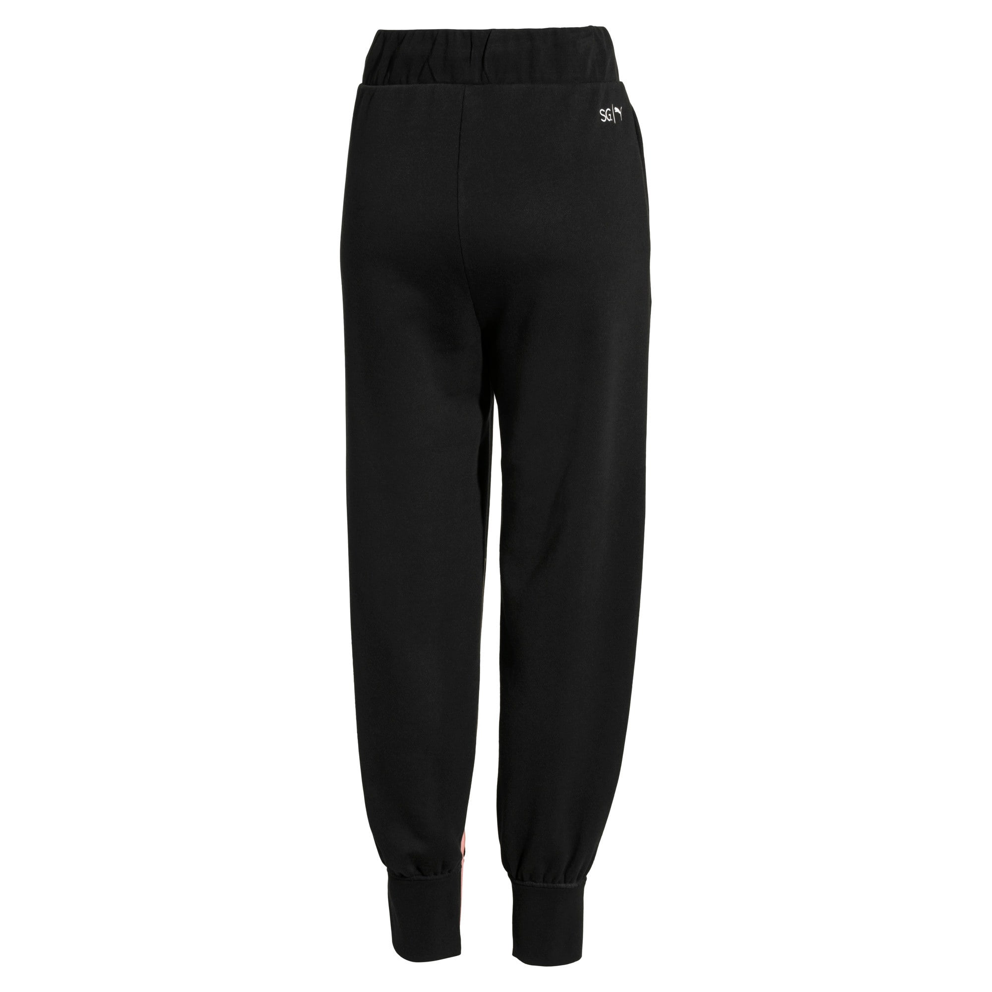 Thumbnail 5 of PUMA x SELENA GOMEZ Women's Sweatpants, Puma Black, medium