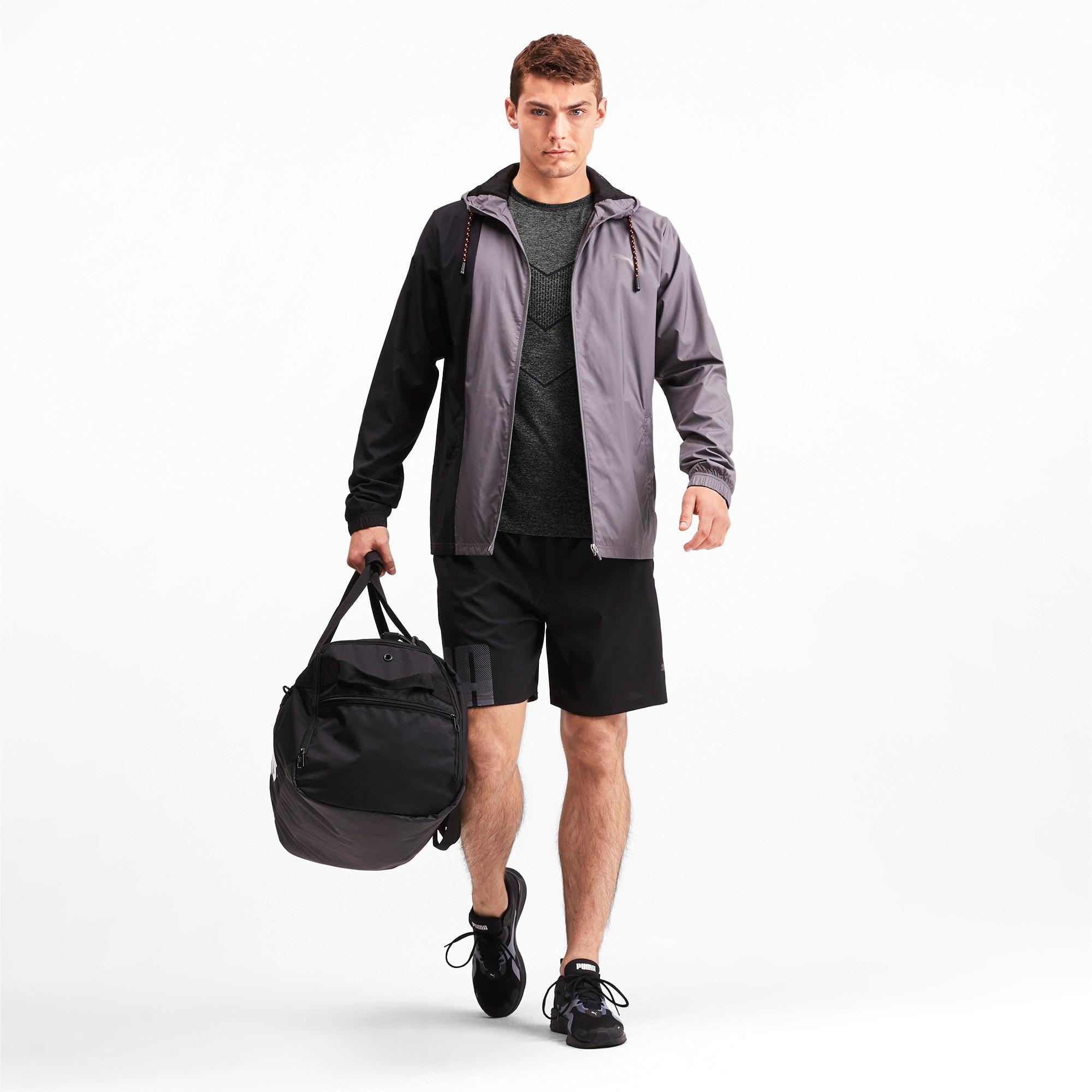 Miniatura 3 de Camiseta Reactive evoKNIT para hombre, Puma Black Heather, mediano