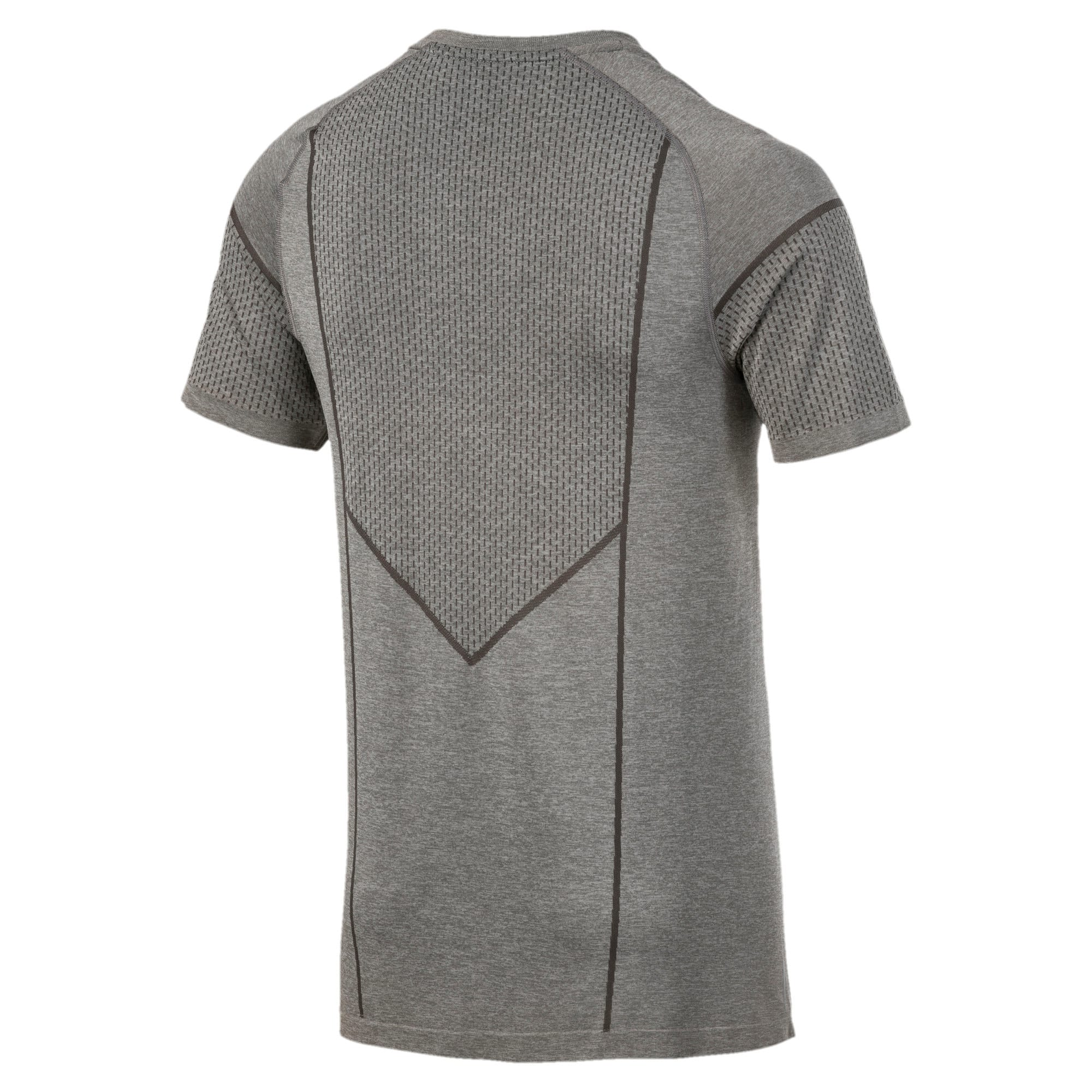 Thumbnail 5 of T-Shirt Reactive evoKNIT pour homme, Medium Gray Heather, medium