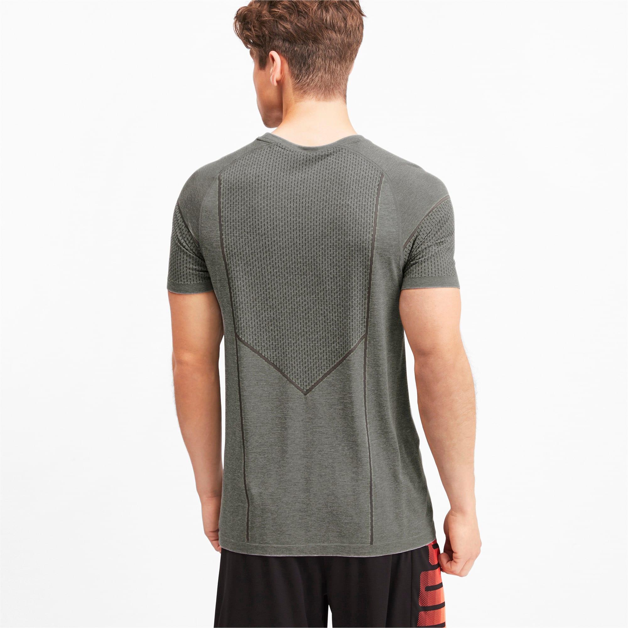 Thumbnail 2 of T-Shirt Reactive evoKNIT pour homme, Medium Gray Heather, medium