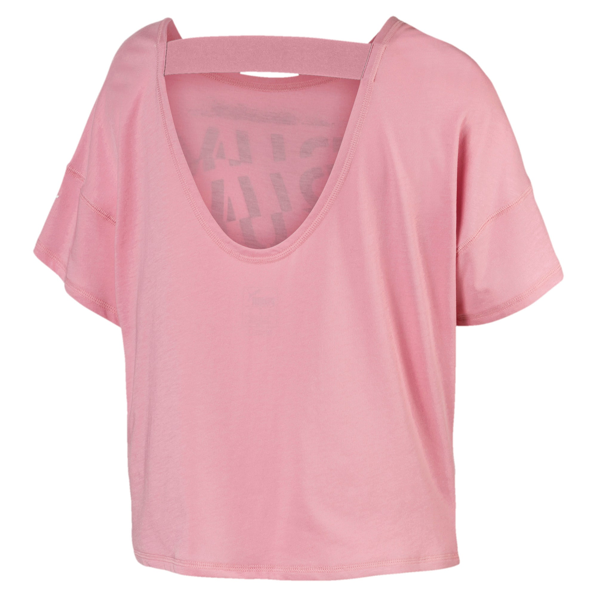 Thumbnail 5 of HIT Feel It Women's Tee, Bridal Rose, medium