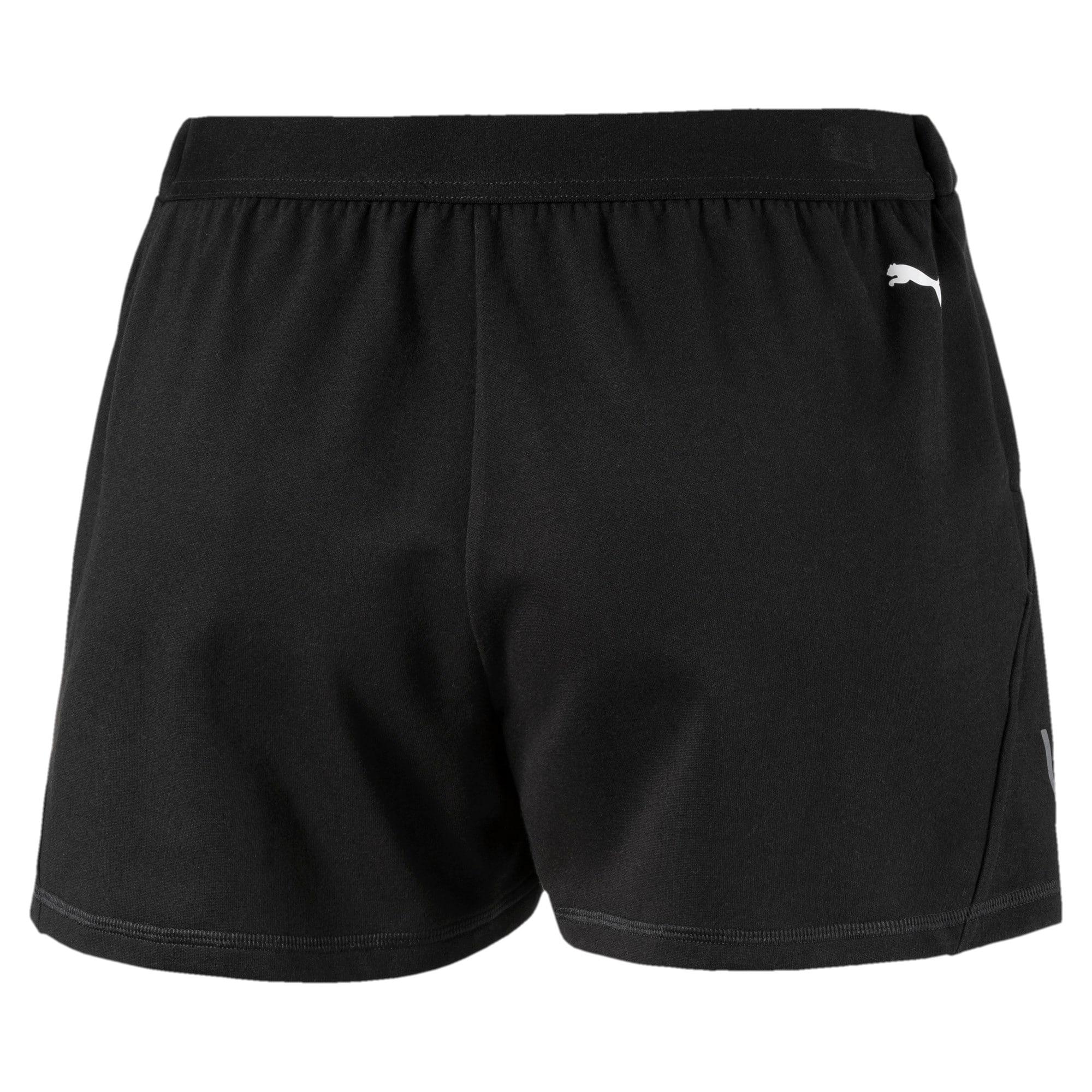 Miniatura 5 de Shorts HIT Feel It para mujer, Puma Black, mediano