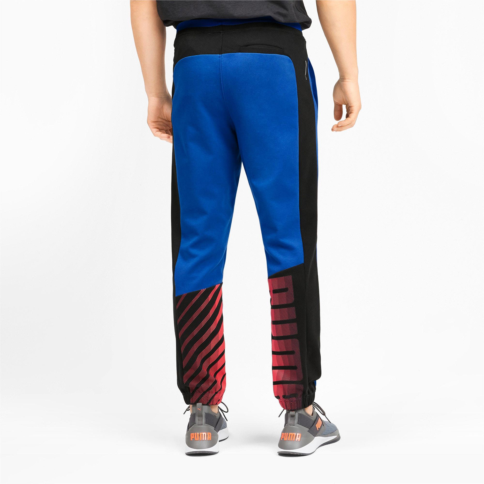Thumbnail 3 of Collective Men's Sweatpants, Galaxy Blue, medium
