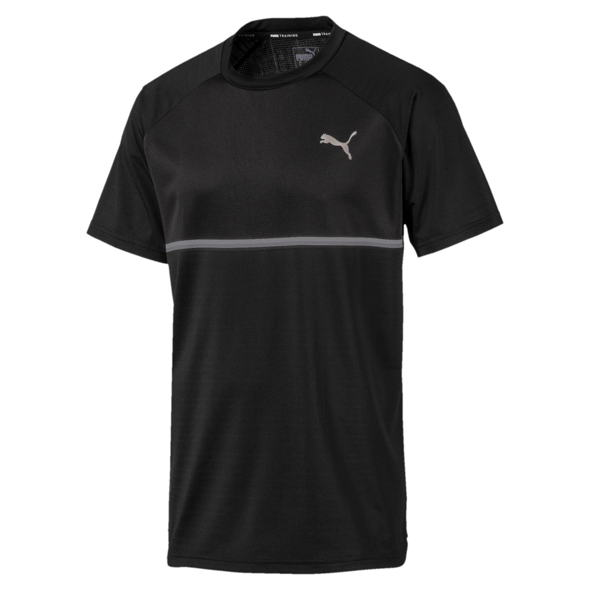 Miniatura 4 de Camiseta Power BND para hombre, Puma Black, mediano