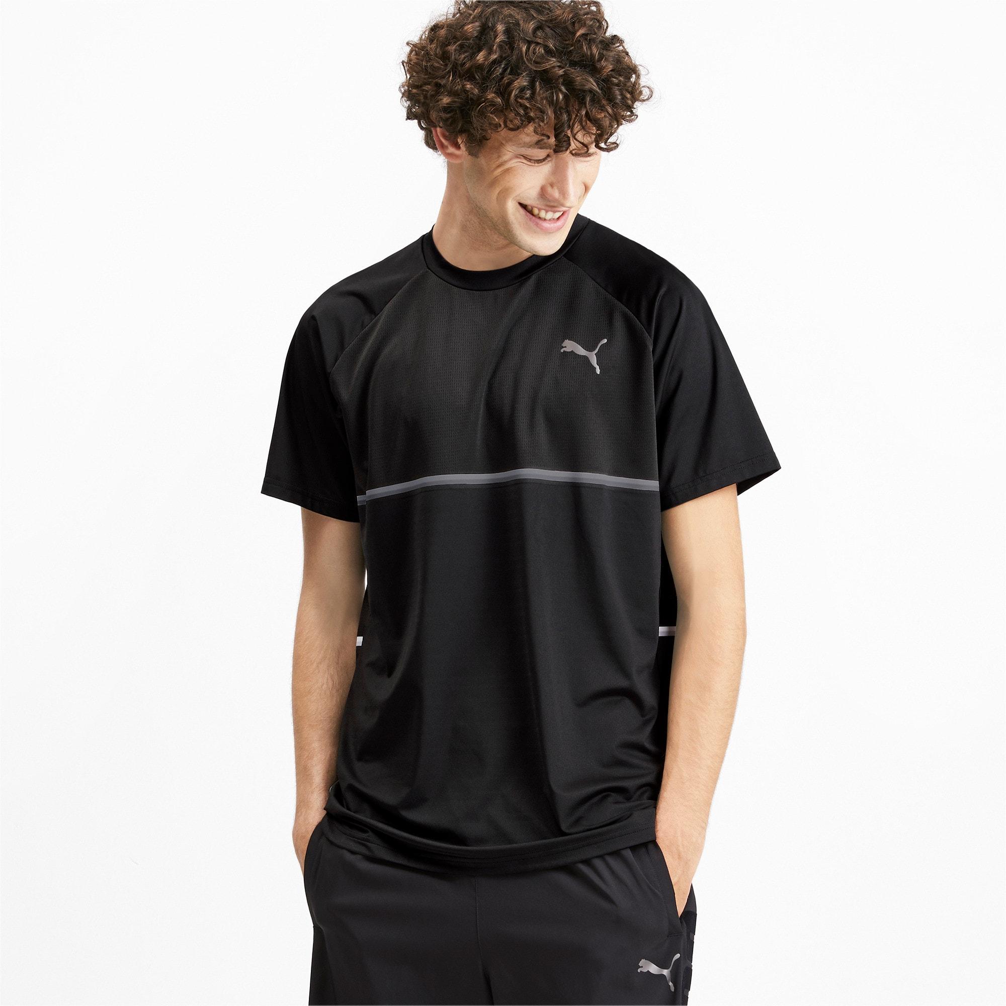 Miniatura 1 de Camiseta Power BND para hombre, Puma Black, mediano