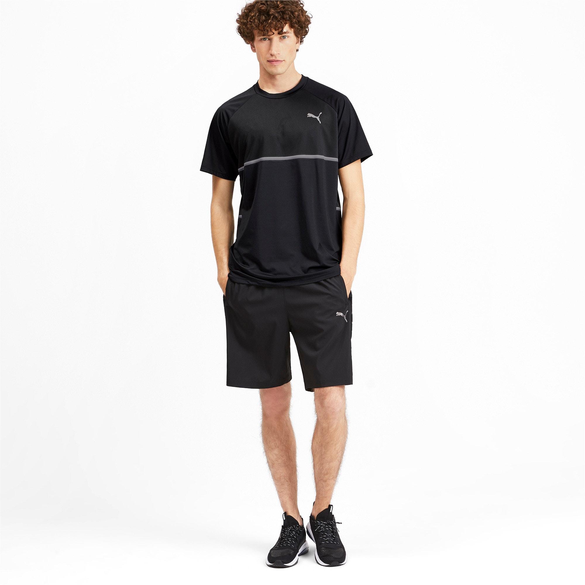 Miniatura 3 de Camiseta Power BND para hombre, Puma Black, mediano