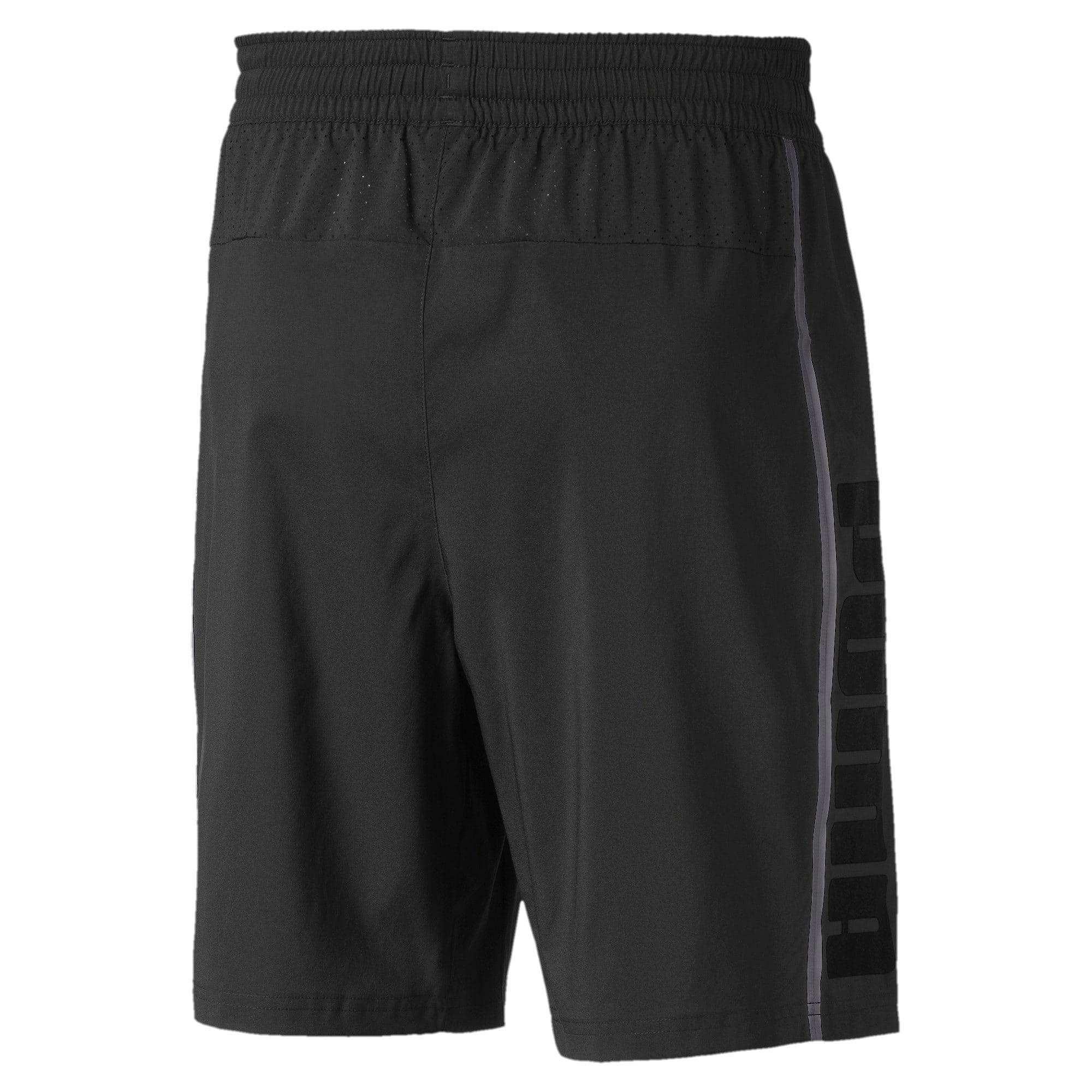 Thumbnail 5 of Power BND Men's Shorts, Puma Black, medium