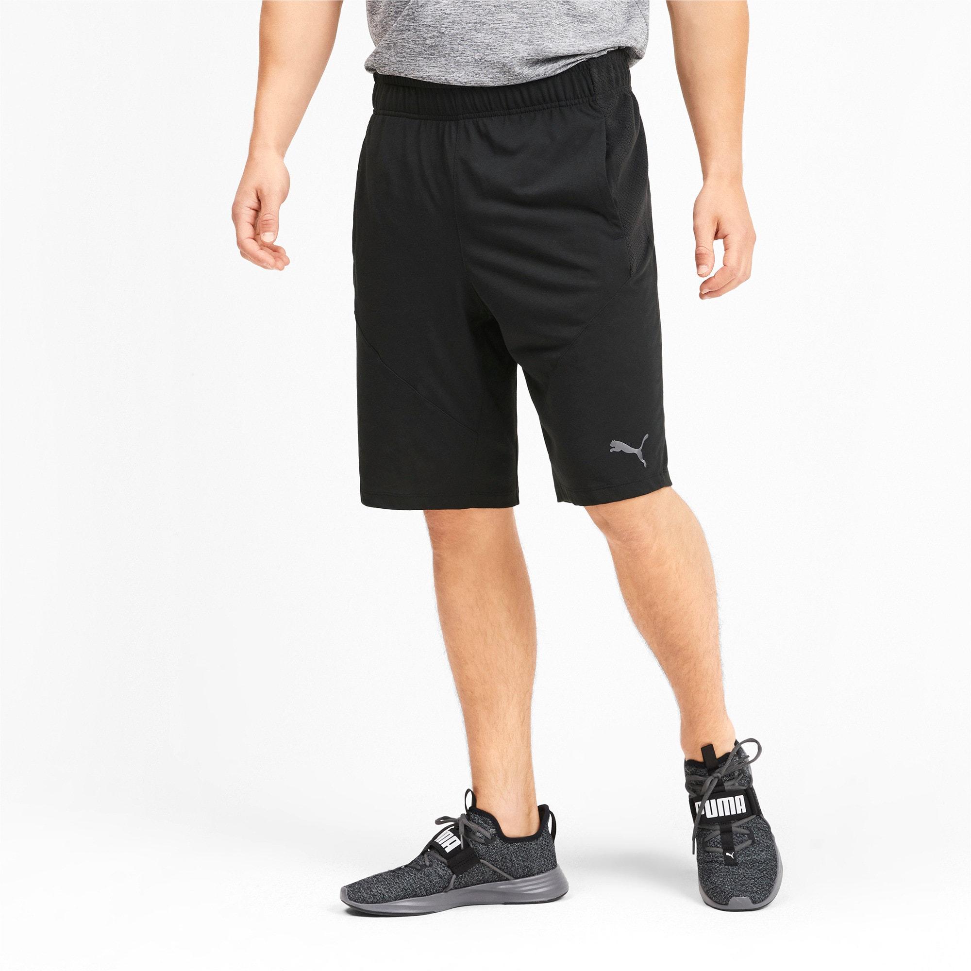 Miniatura 2 de Shorts Reactive Drirelease para hombre, Puma Black, mediano