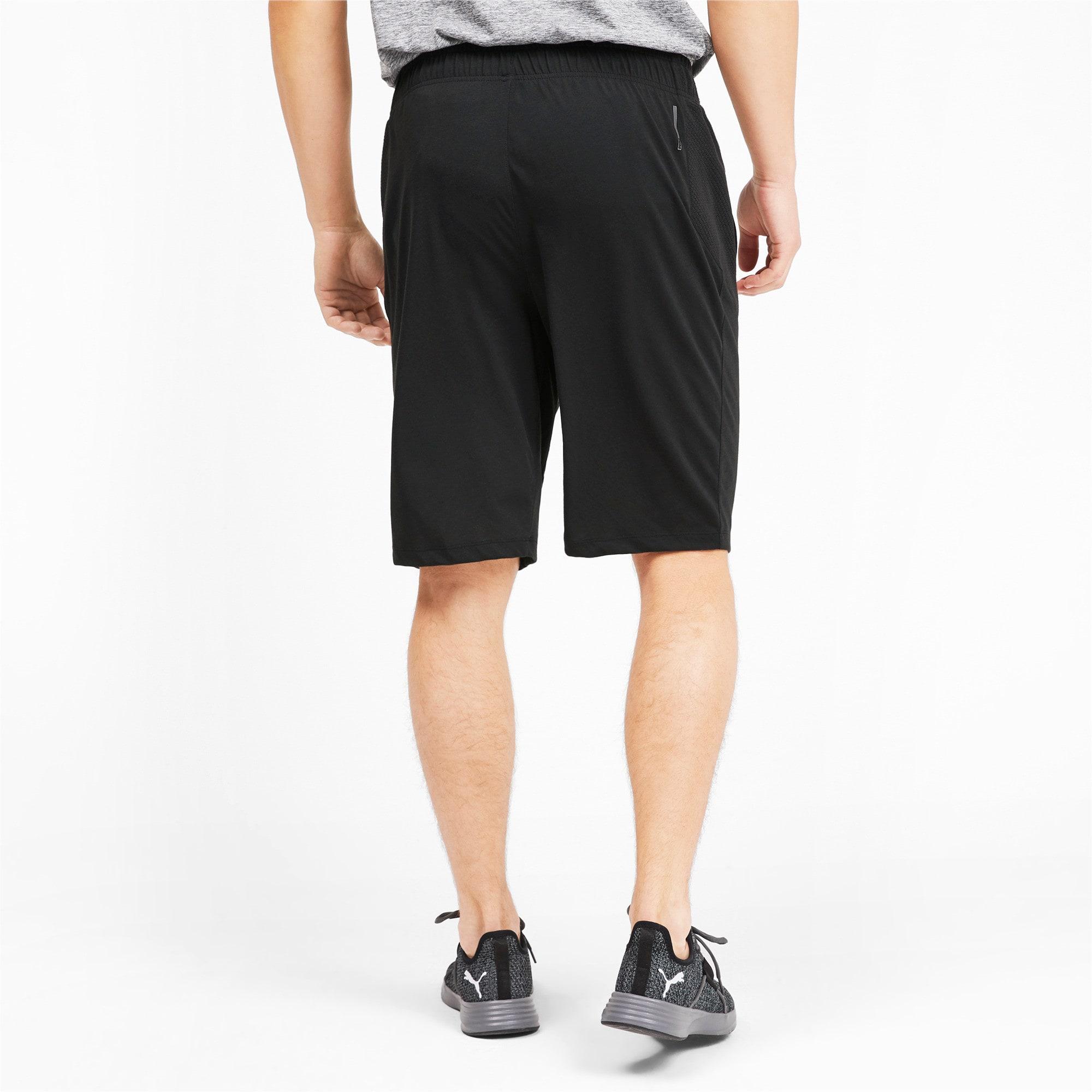 Miniatura 3 de Shorts Reactive Drirelease para hombre, Puma Black, mediano