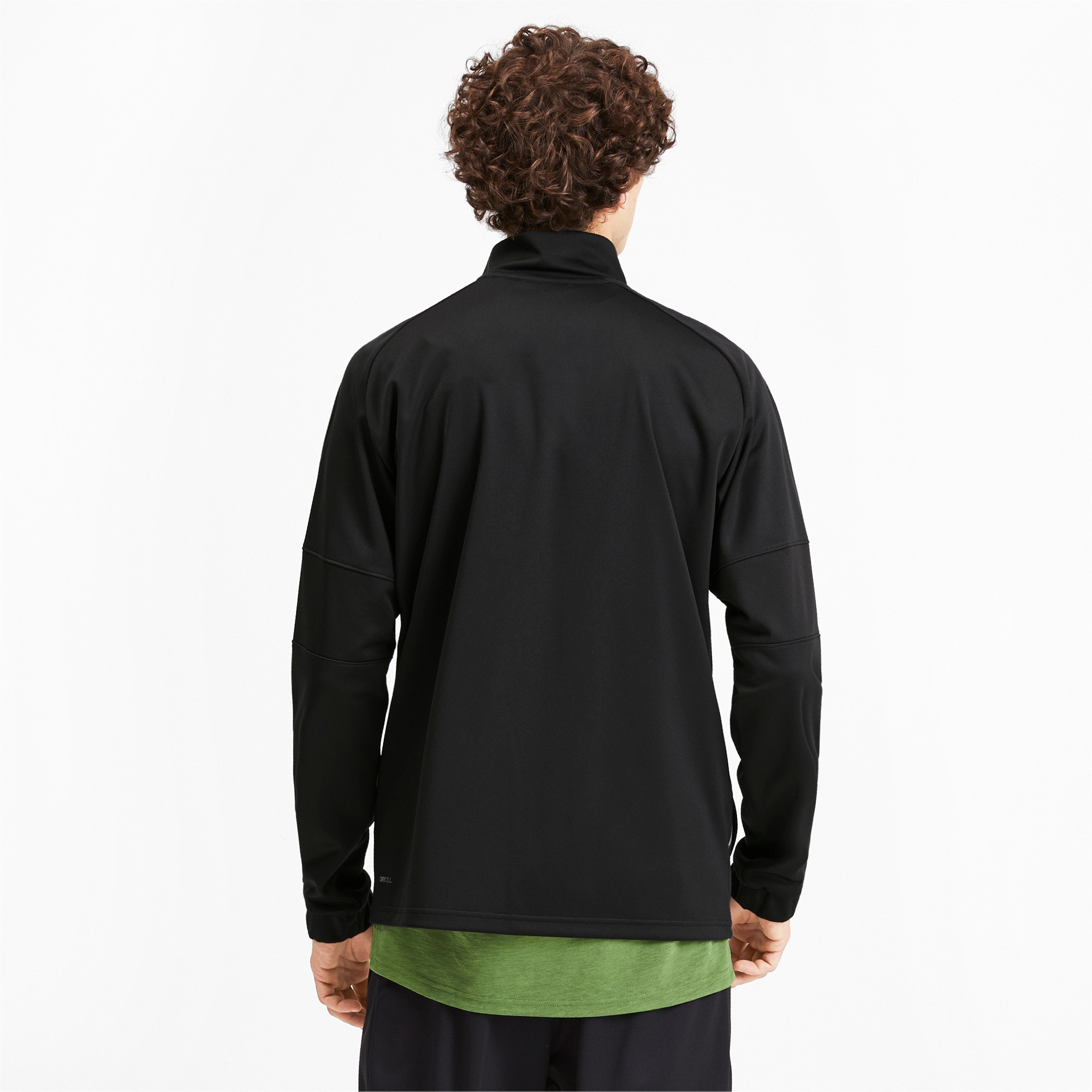 Thumbnail 3 of PUMA Blaster Men's Jacket, Puma Black, medium
