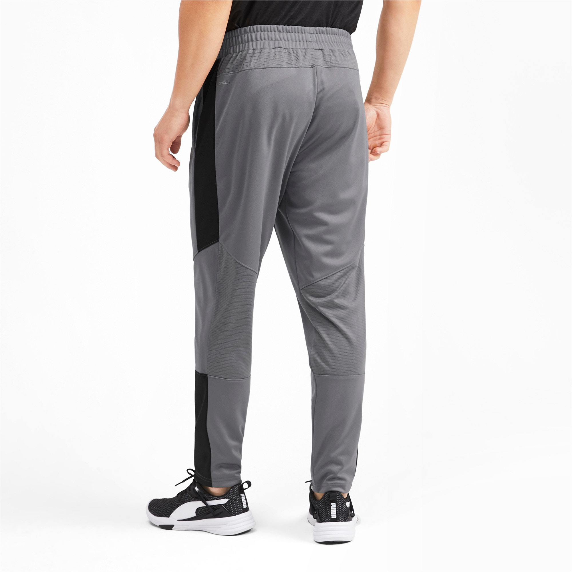 Thumbnail 3 of PUMA Blaster Men's Pants, CASTLEROCK-Puma Black, medium