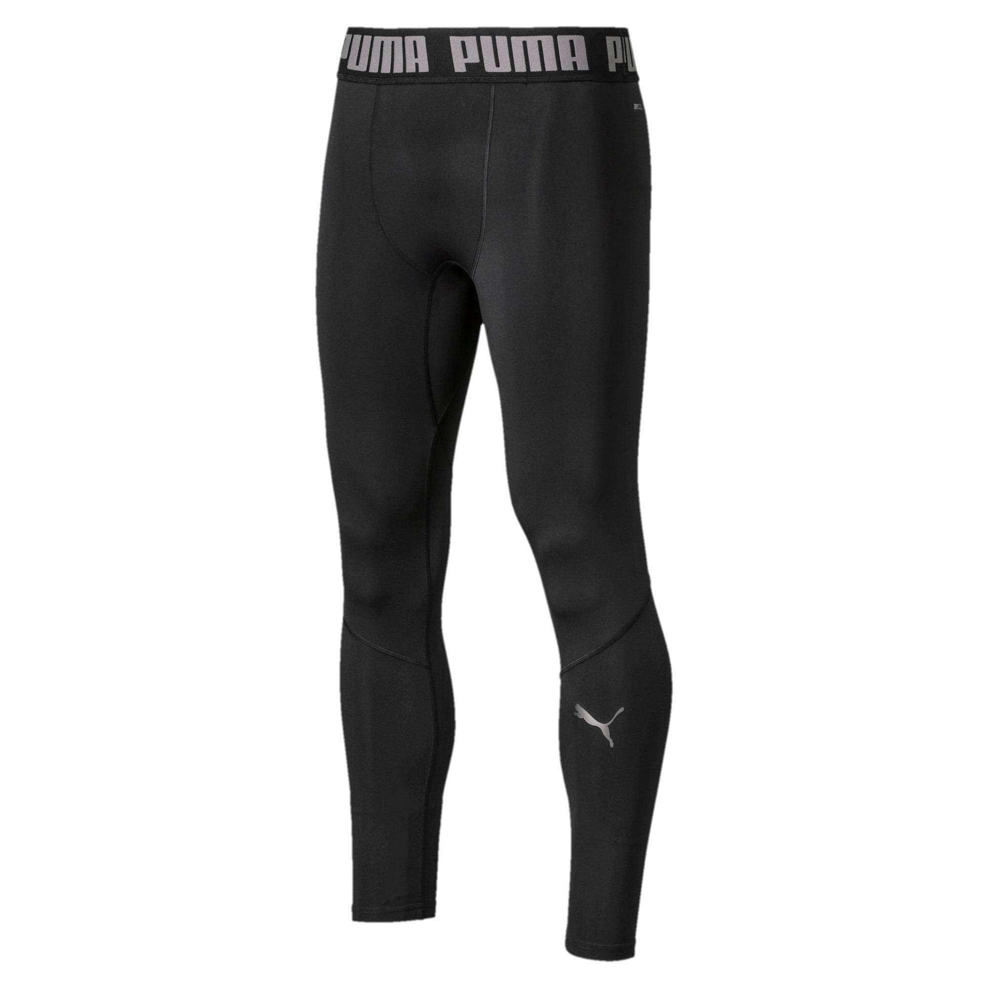 Thumbnail 4 of BND 7/8 Men's Training Tights, Puma Black, medium