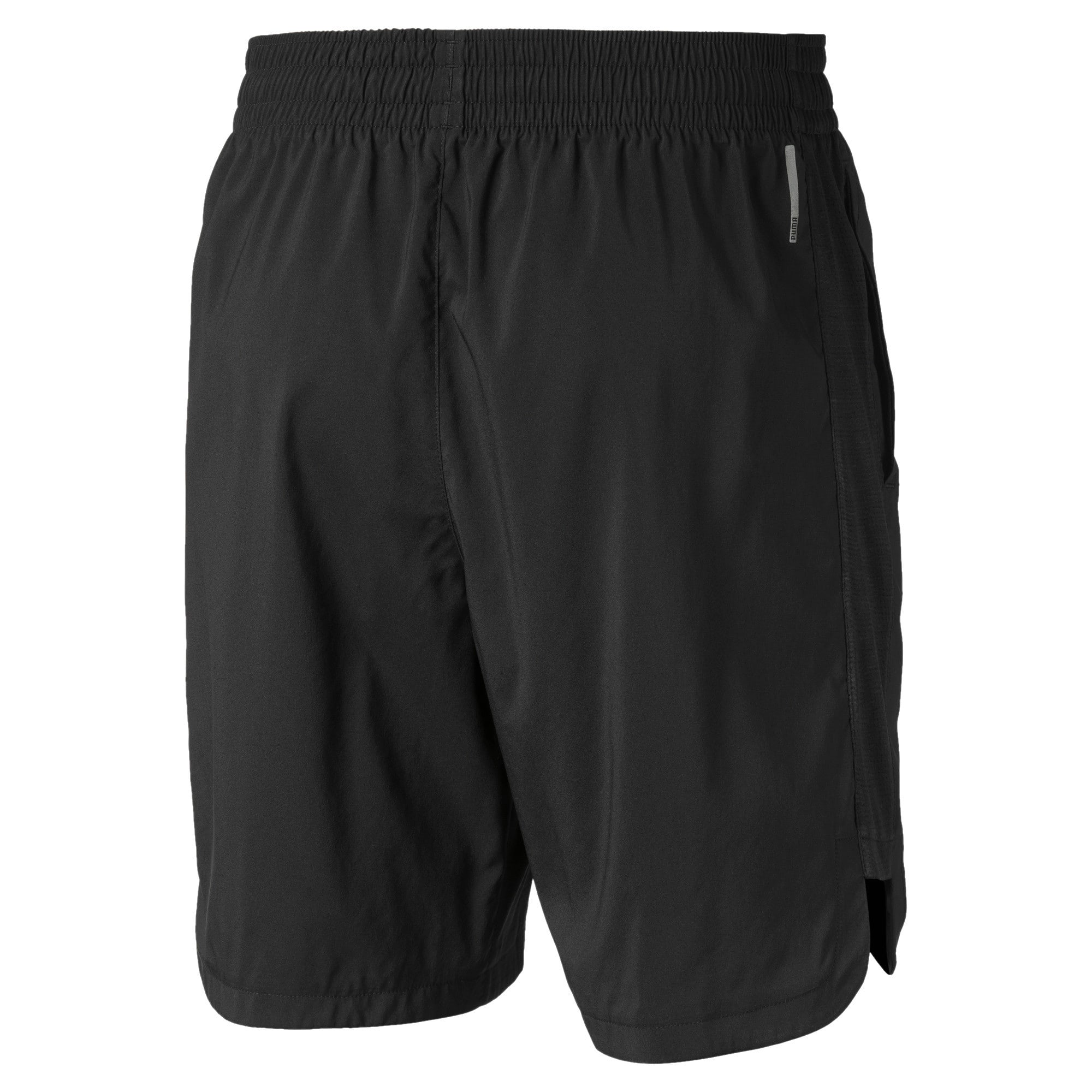 Thumbnail 5 of Woven Men's Training Shorts, Puma Black, medium